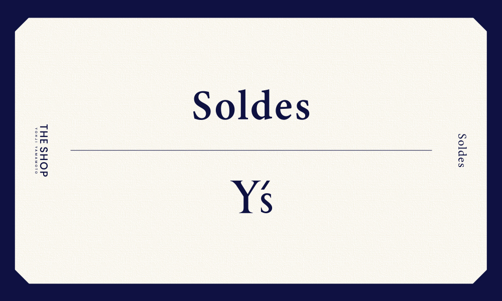 Soldes - Y's / 2020-2021AW