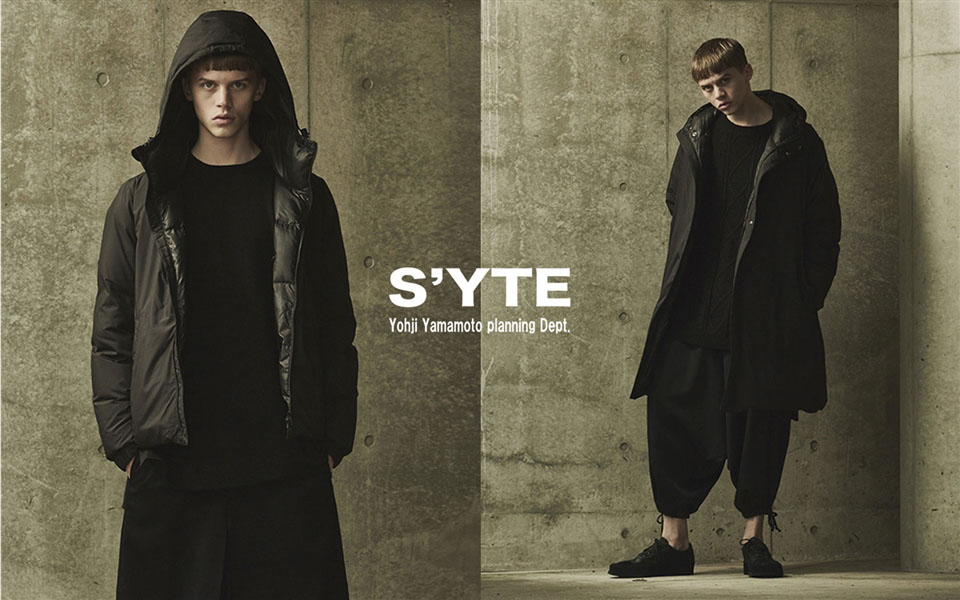 【新到货】S'YTE DOWN JACKET