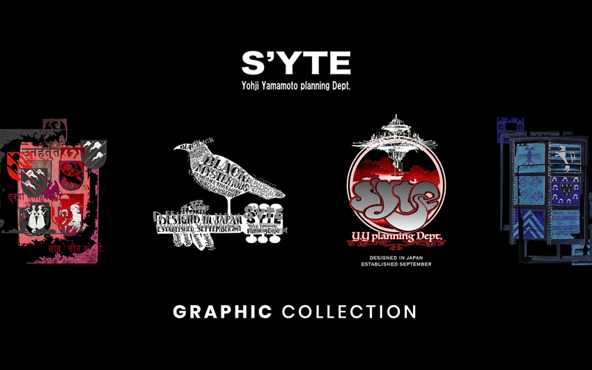 S'YTE Graphic T