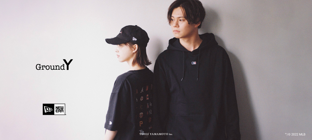 Ground Y × NEW ERA 2021 Spring/Summer collection