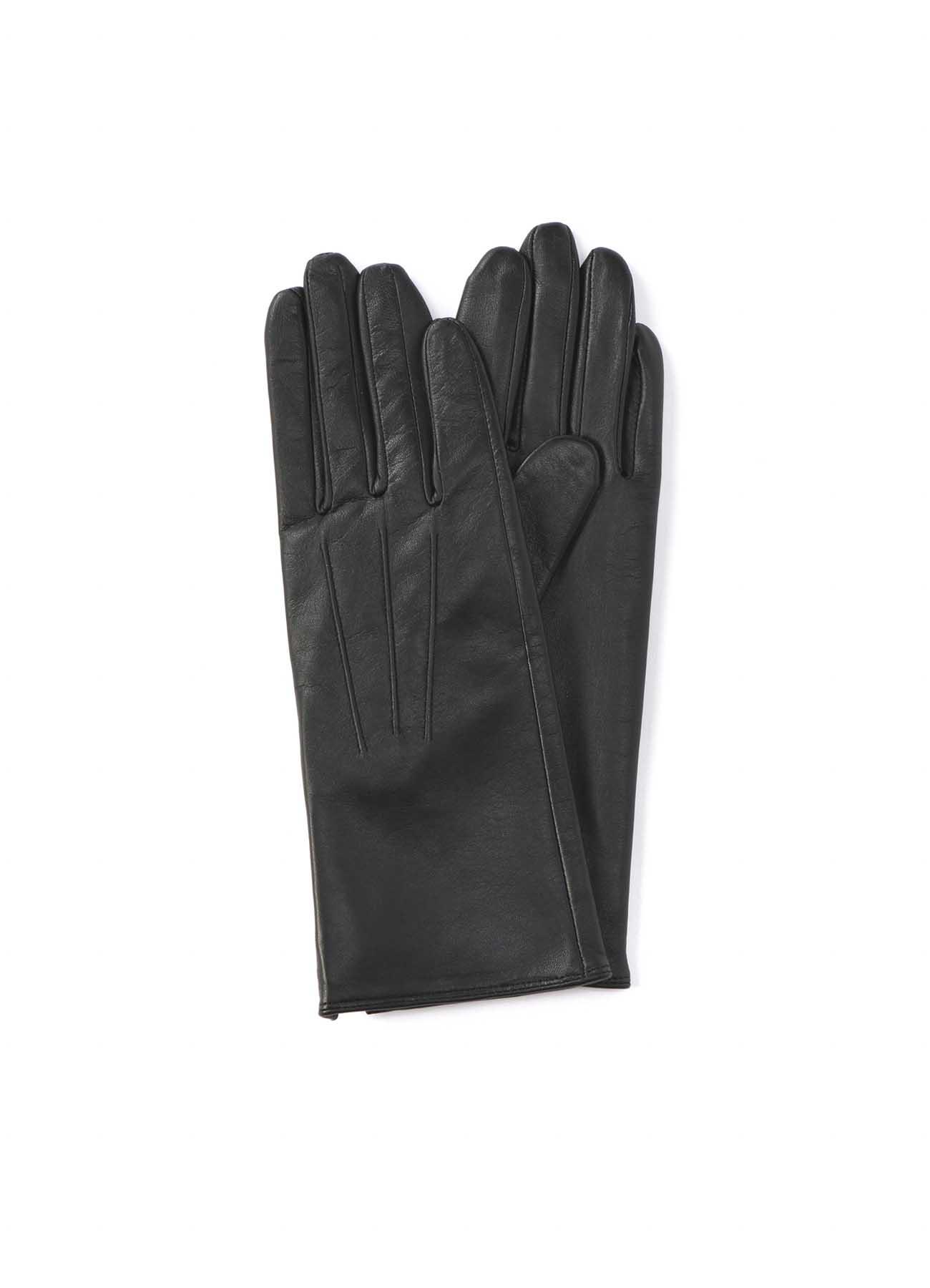 羊皮拉链手套