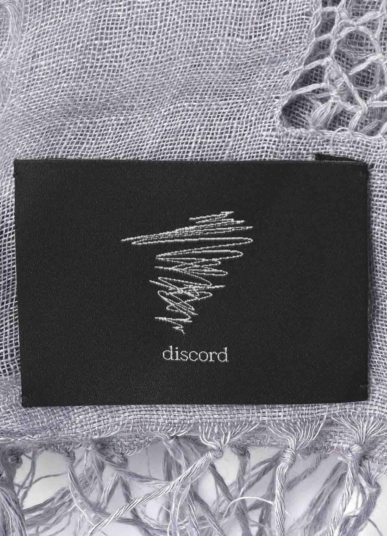 Khadi围巾 -discord-A