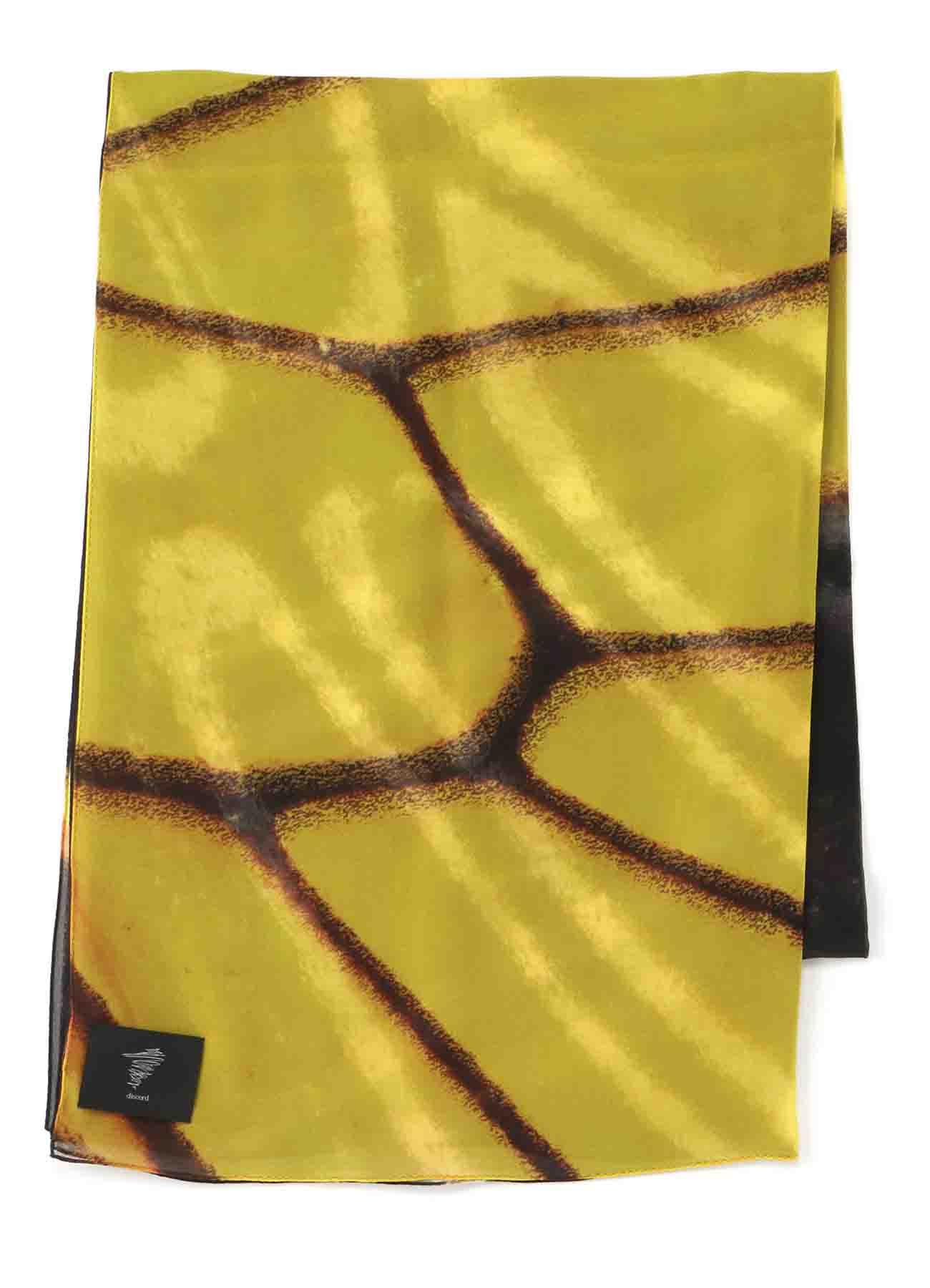 Butterfly scarf D●