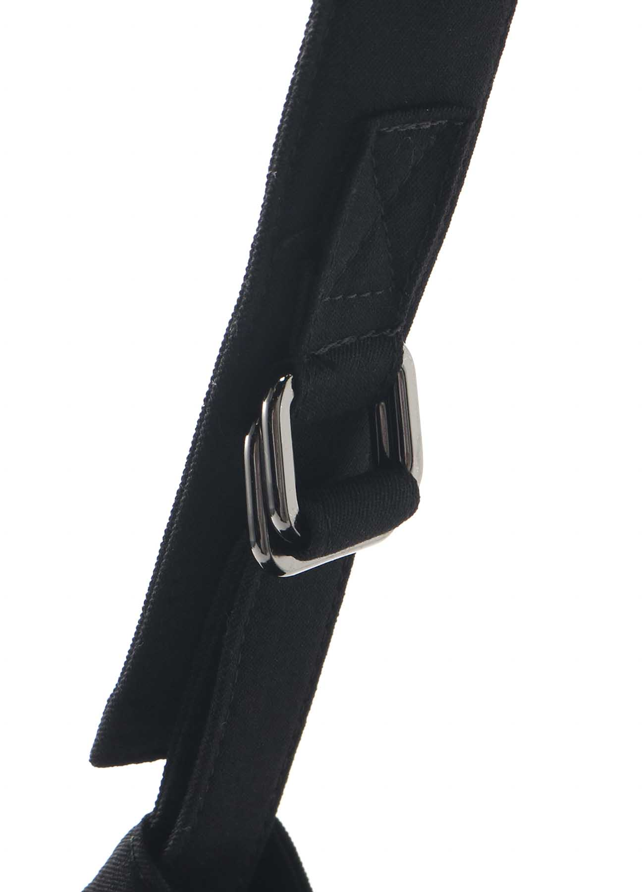 Unevennss shoulder(Gabardine)