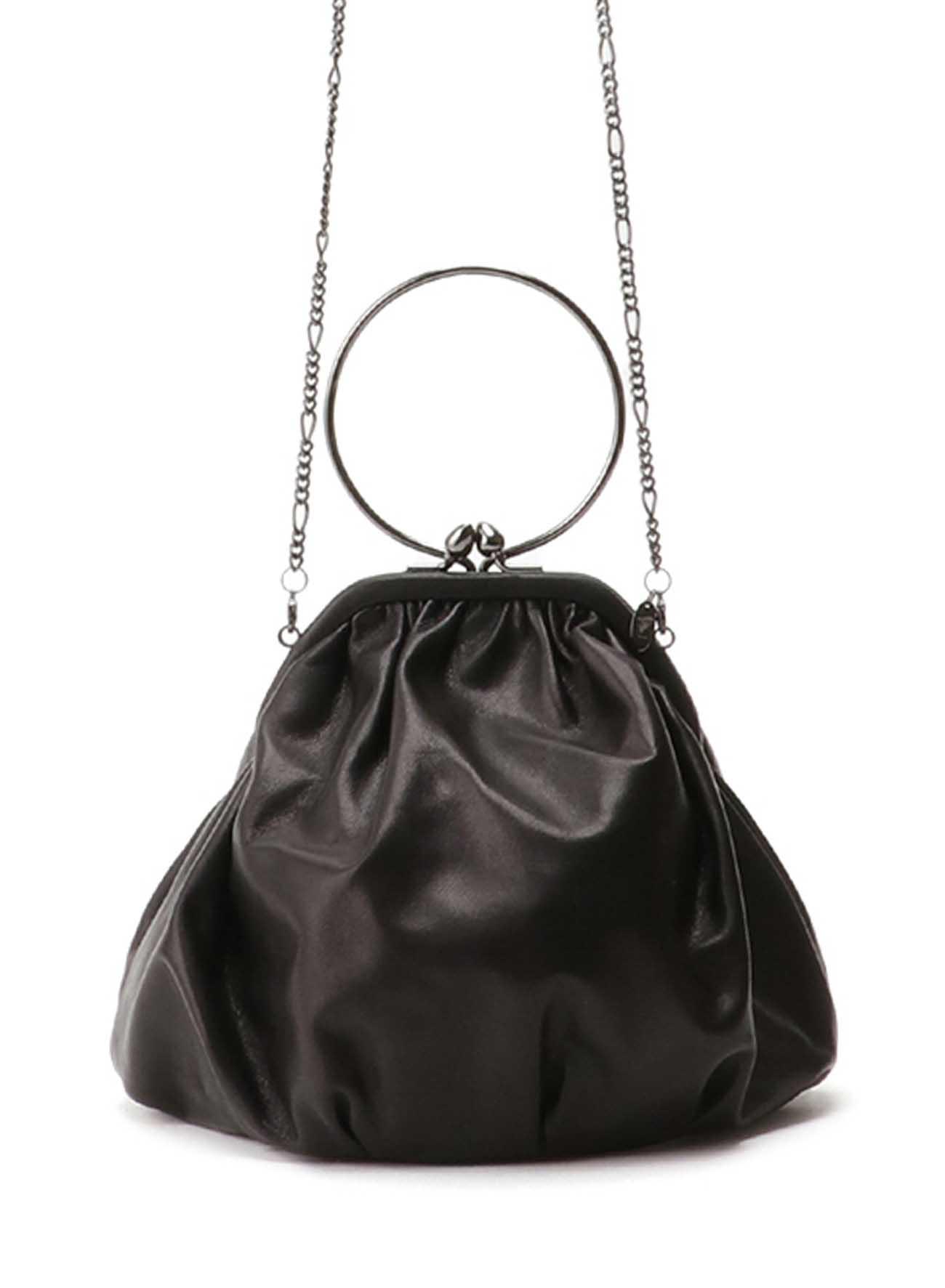 Clasp drape pouch