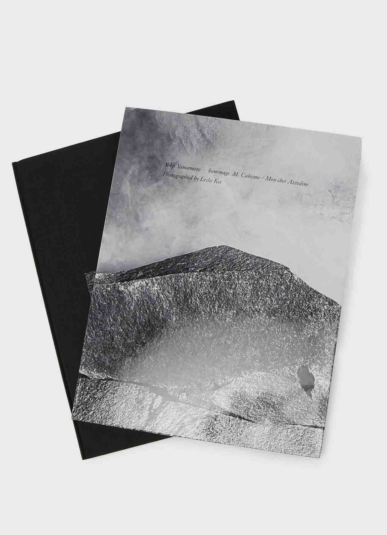 YOHJI YAMAMOTO 2018-19AW Photo Art Book