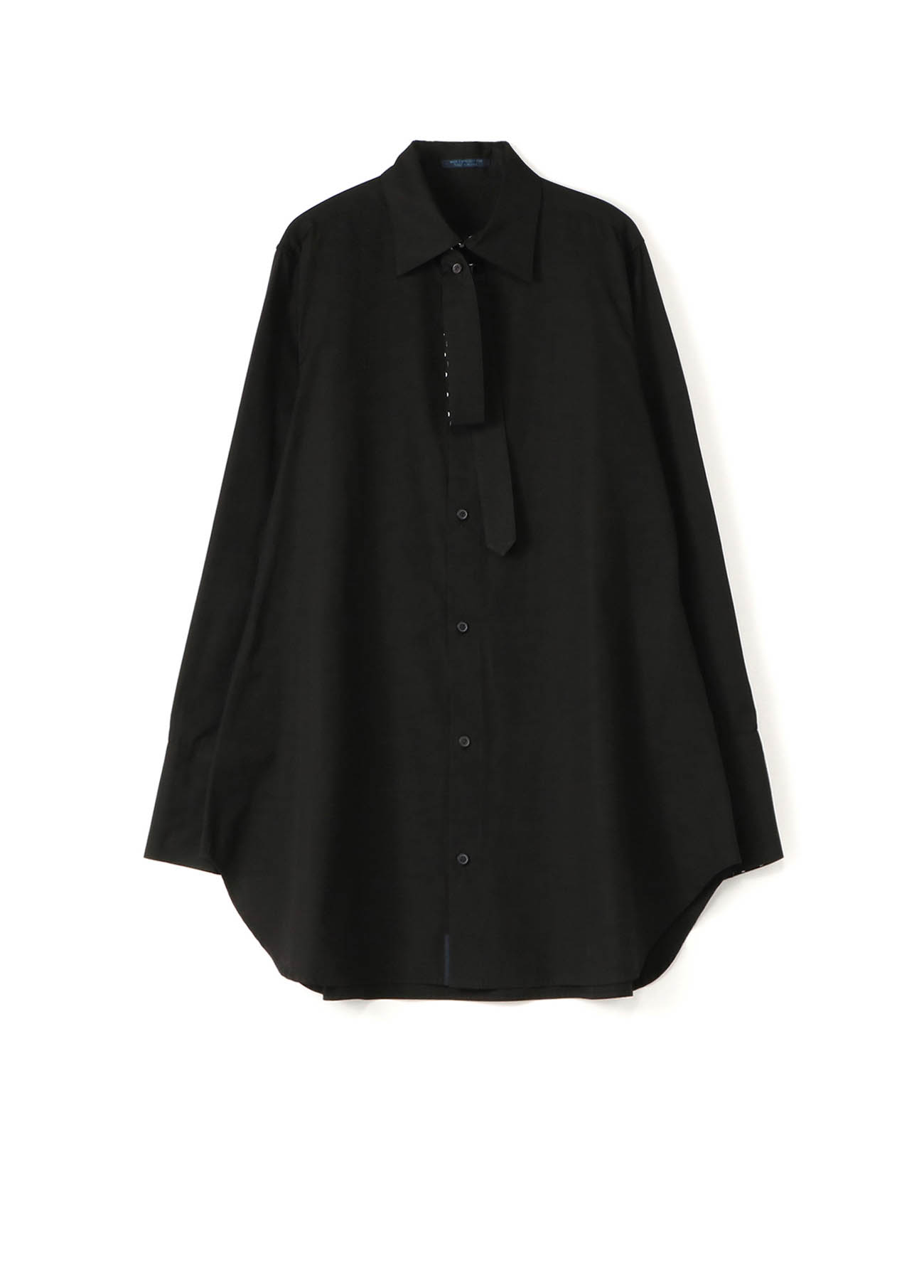 100/2 BROAD R-BOW TIE SHIRT