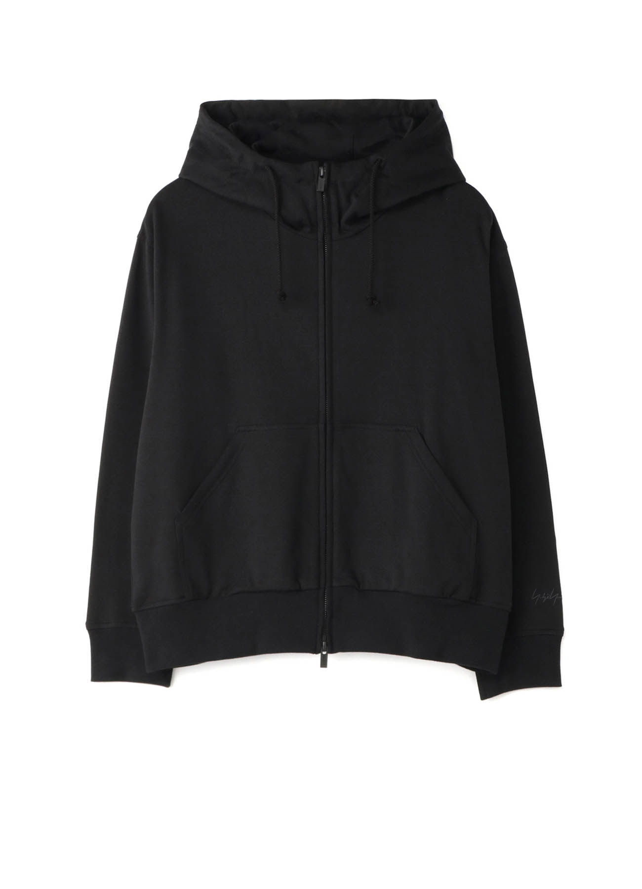 EMBROIDERY HOODIE