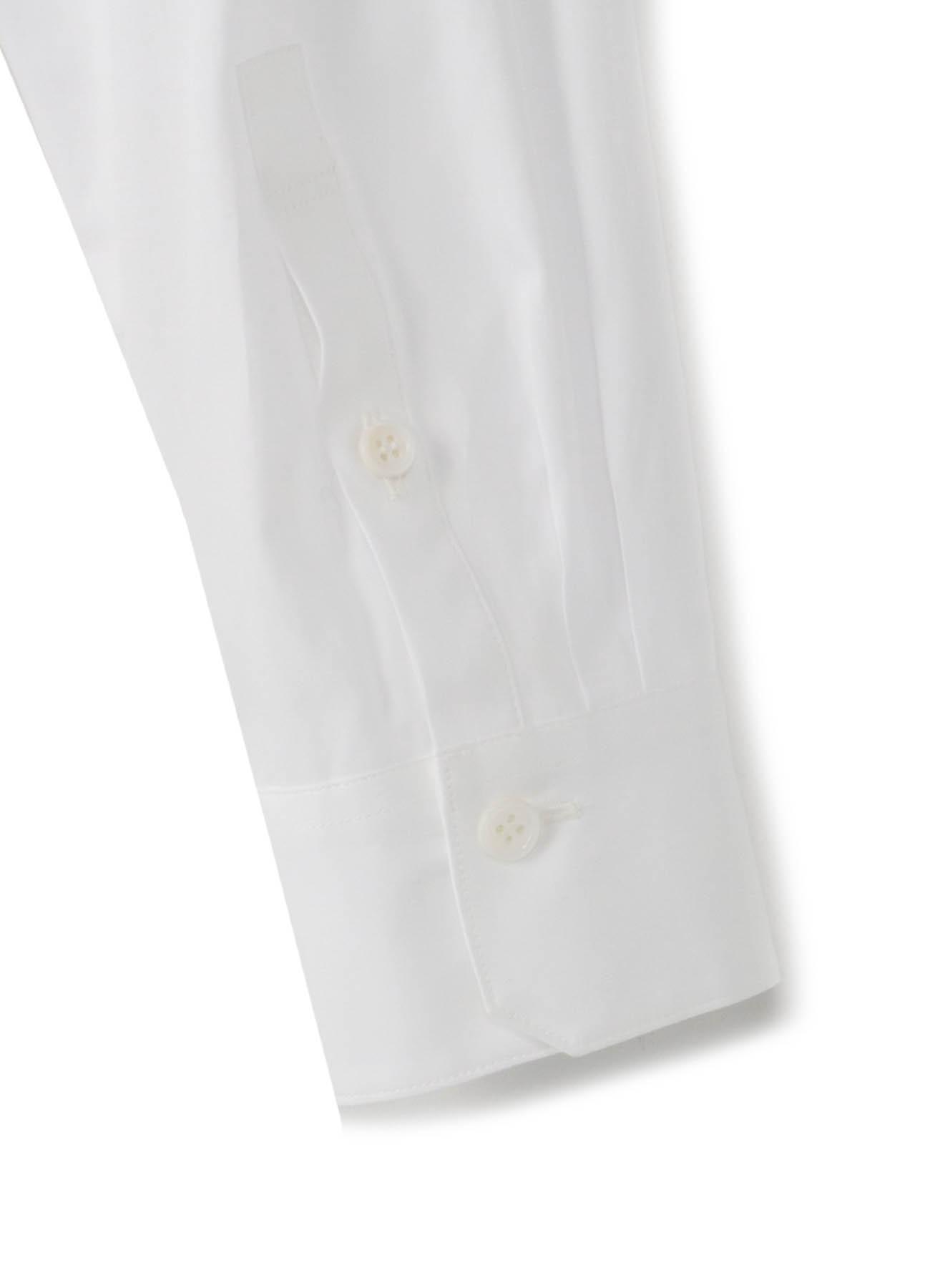 100/2ブロードストレートシャツ