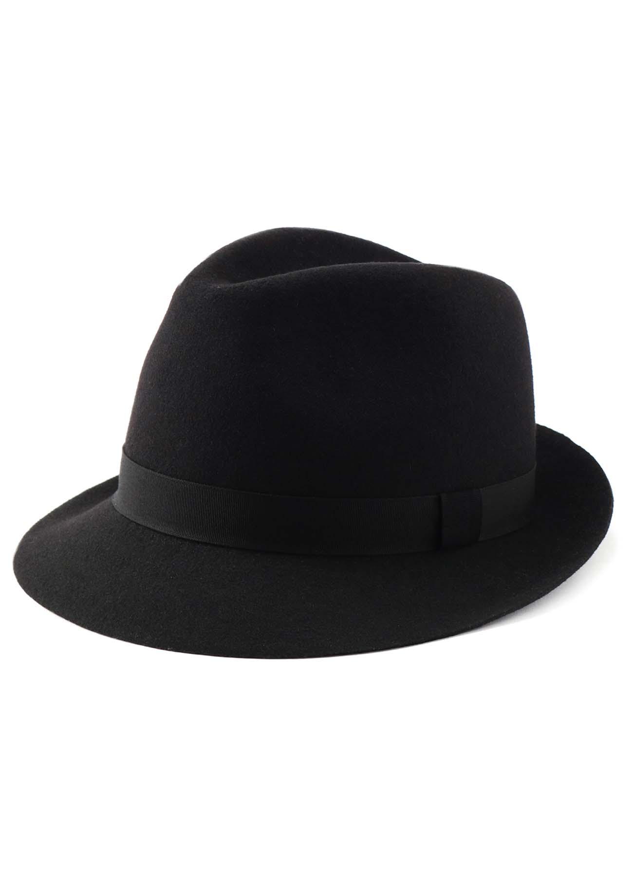 WOOL FELT HAT BODY TYROLEAN HAT