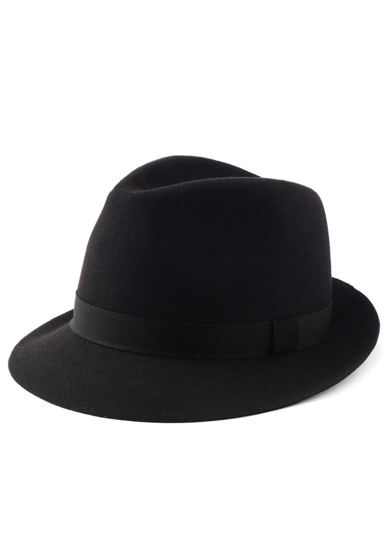 WOOL FELT HAT BODY TYROLEAN HAT