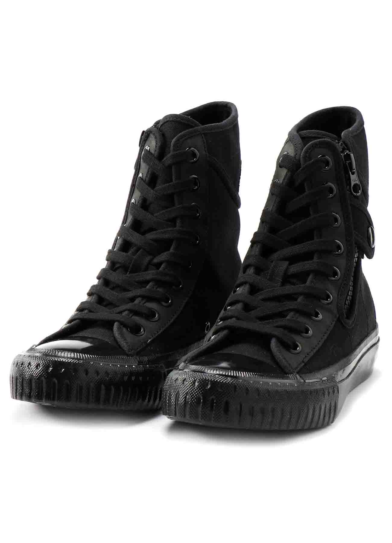 C/CANVAS R-HIGH TOP SNEAKER