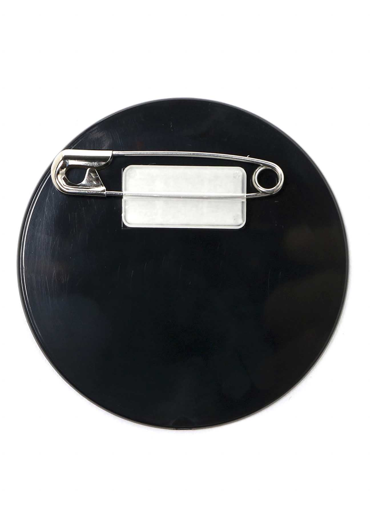PVC ABS Record Badge