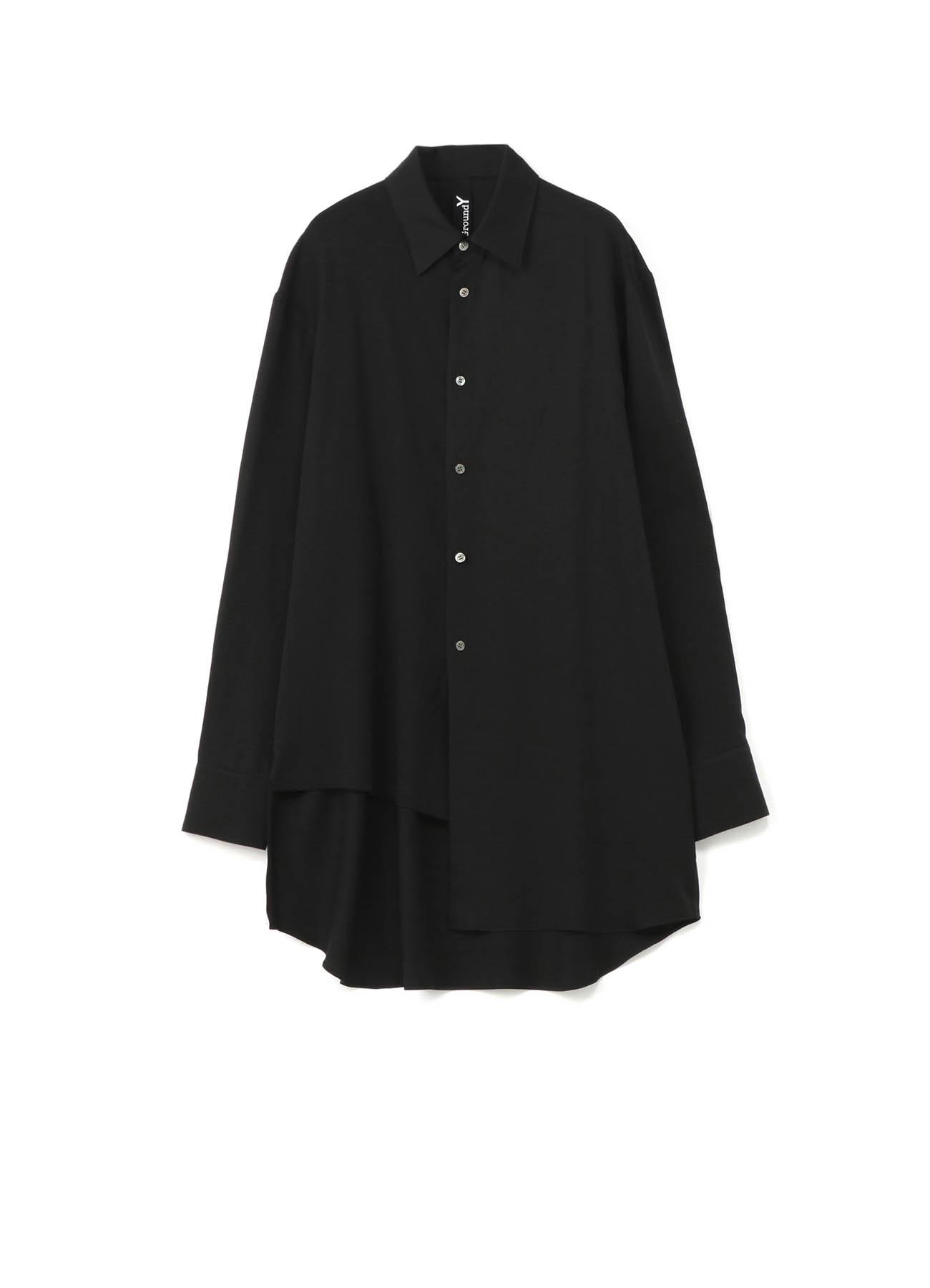 TE/Burberry/Jersey Asymmetry Shirt