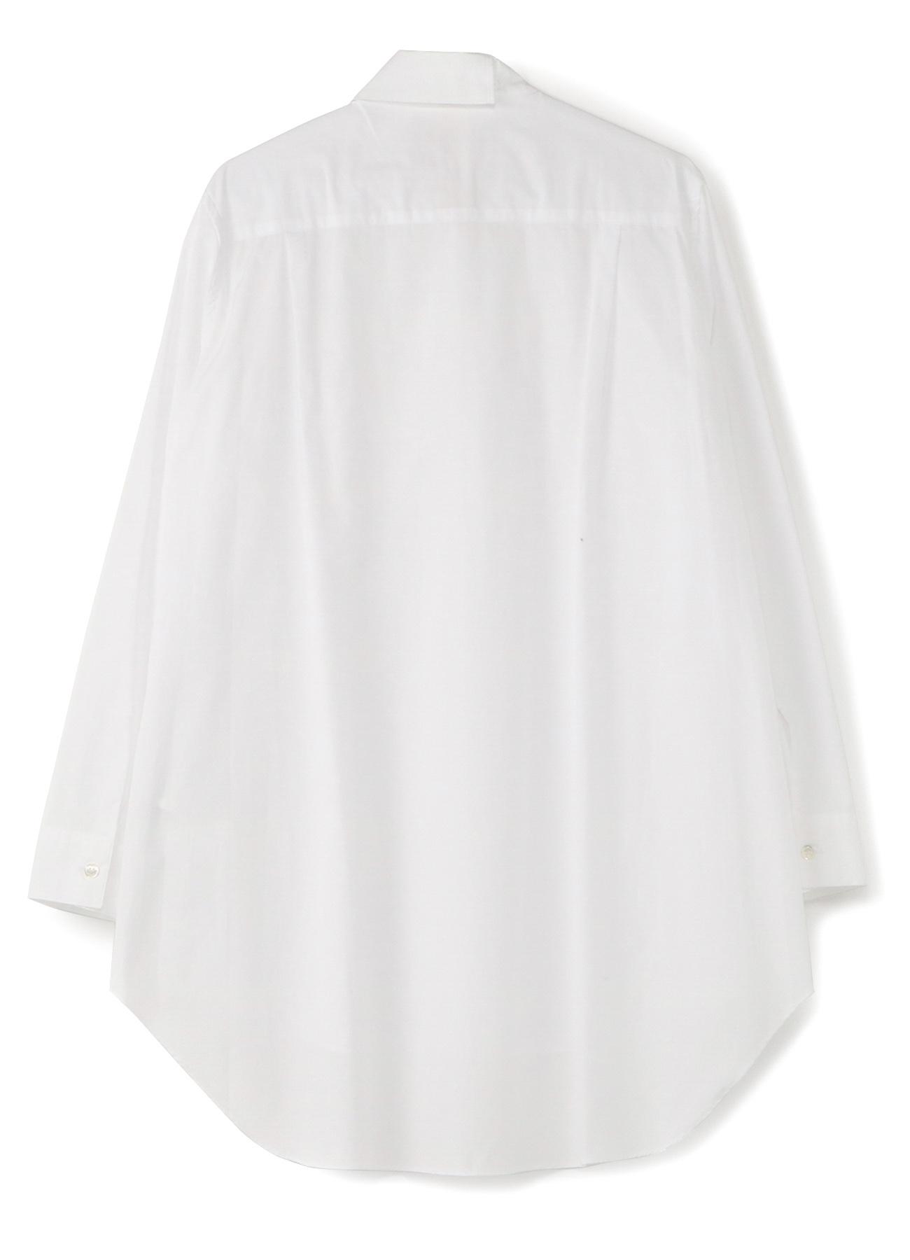 100/2 cotton broad Cut off Collar Shirt