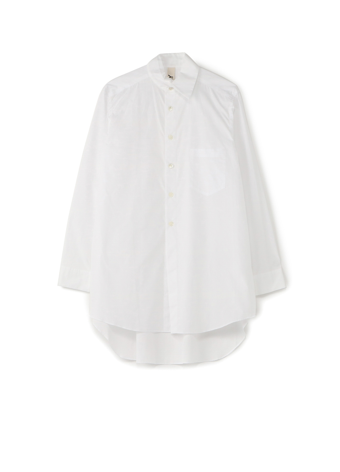 100/2 cotton broad Cut off Collar Shirt