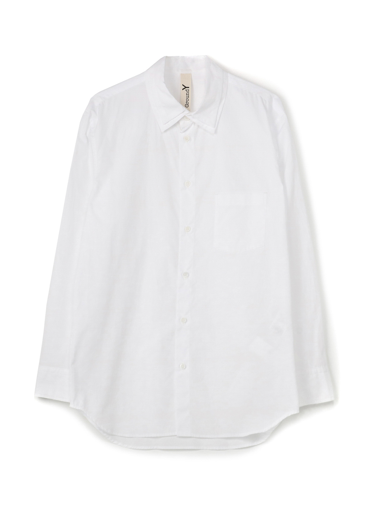 100/2 cotton broad Double Collar Shirt