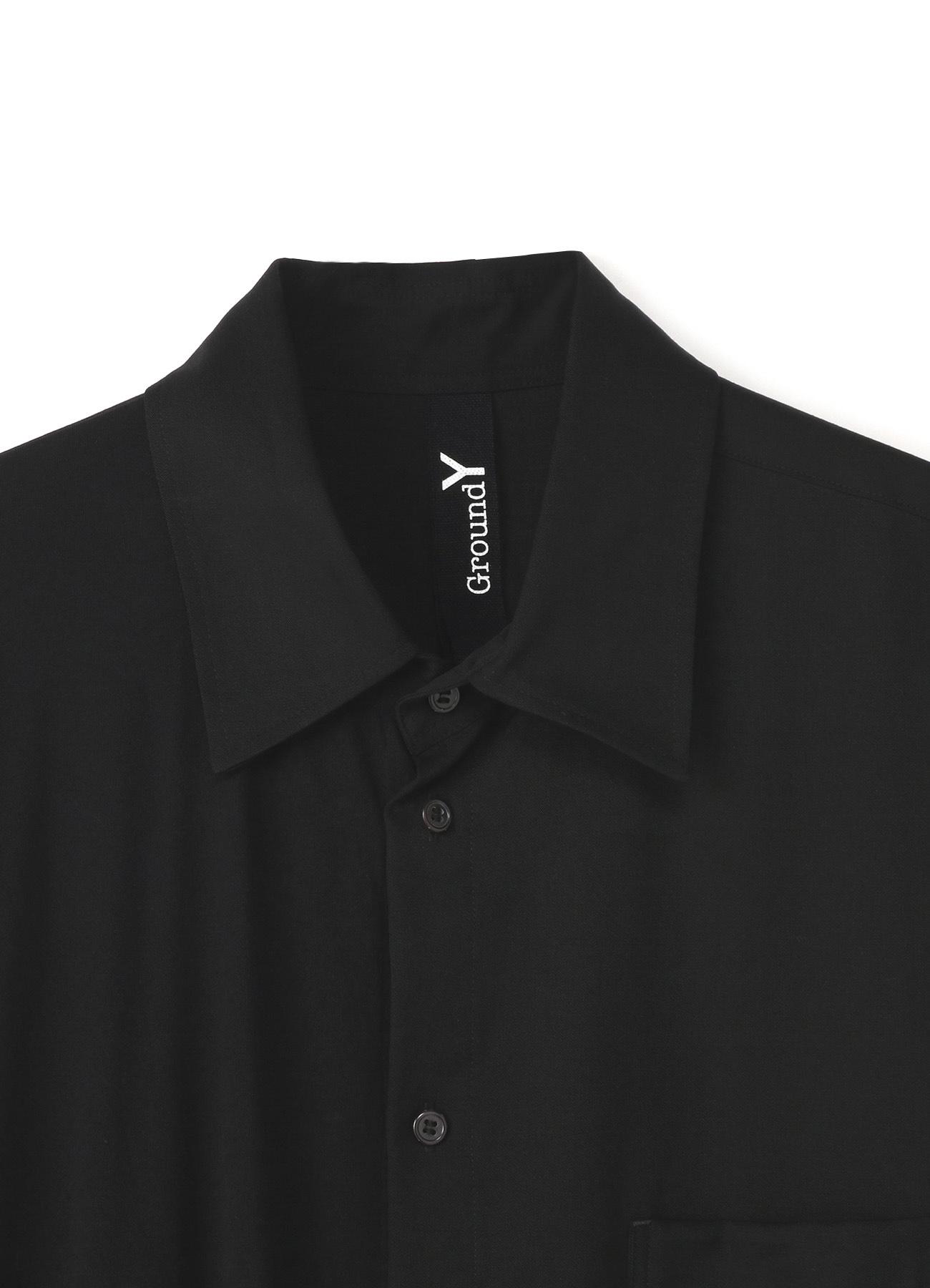 TE/Burberry/Jersey Cape Docking Shirt