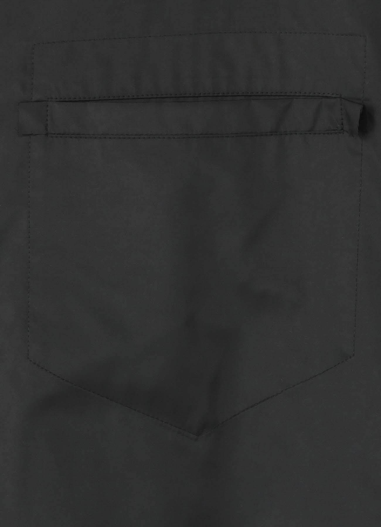 涤塔夫绸徽标Dolman大衬衫