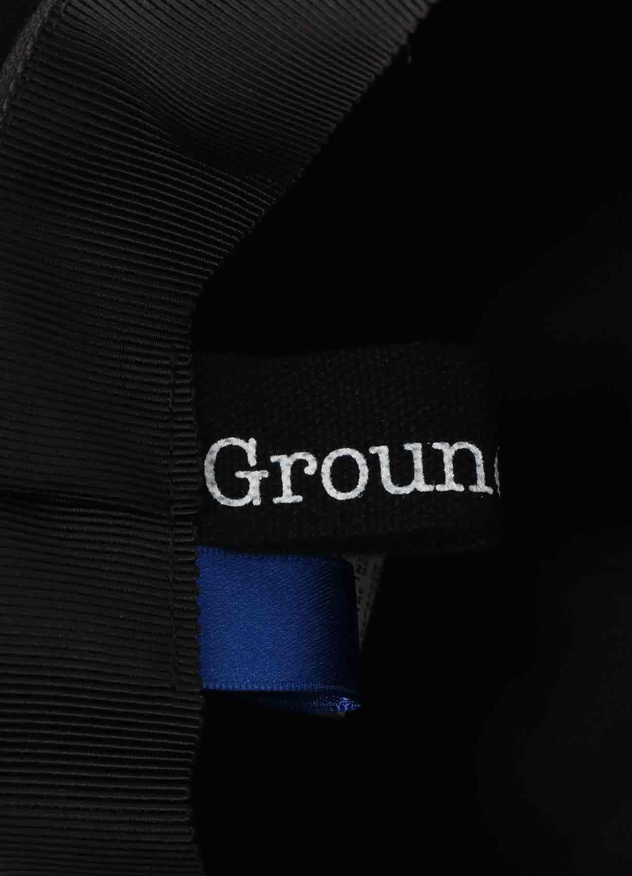 Cotton Remaining Cloth Design Big Casquette