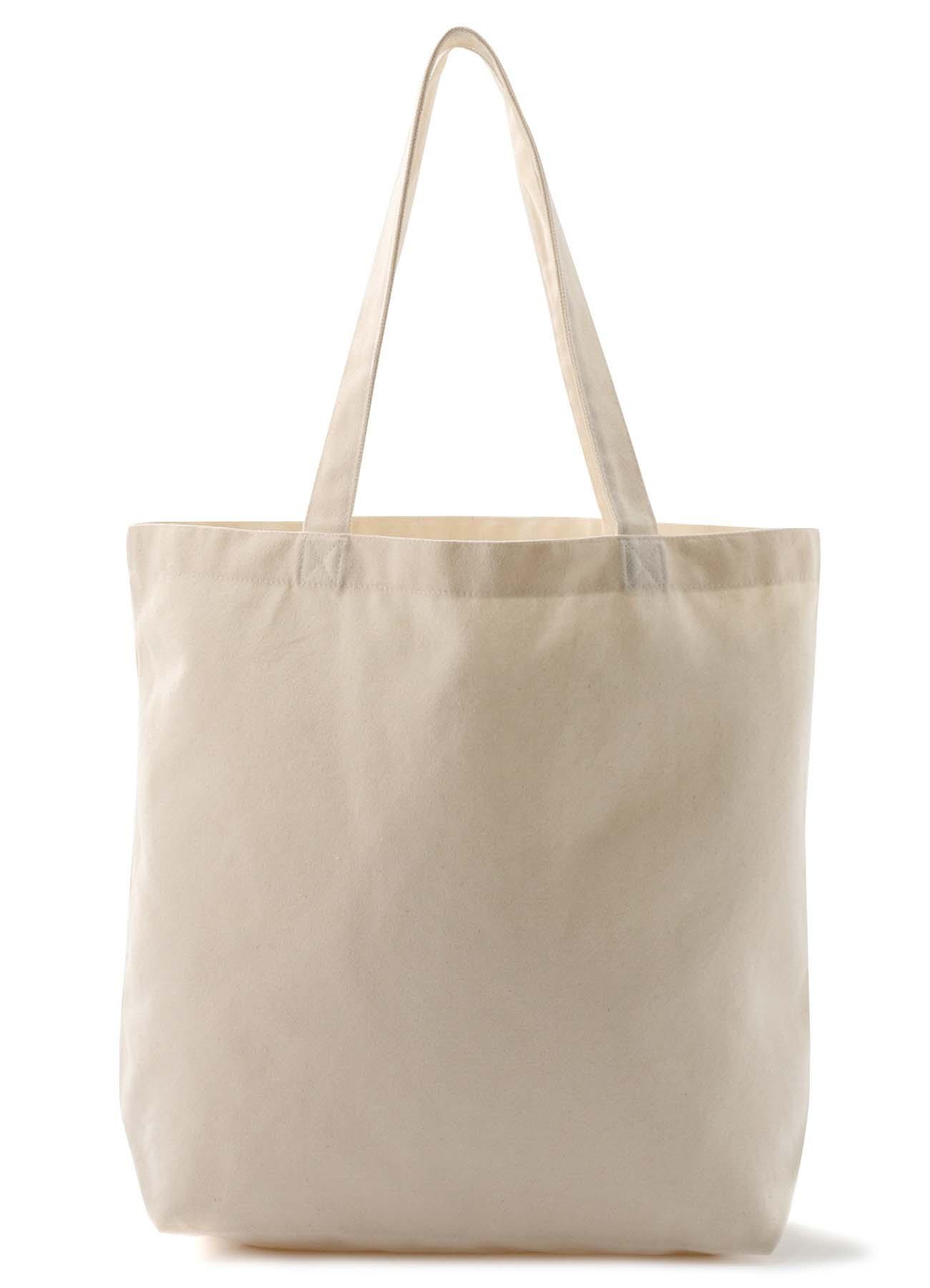 Tote Cotton Canvas Message Tote Bag