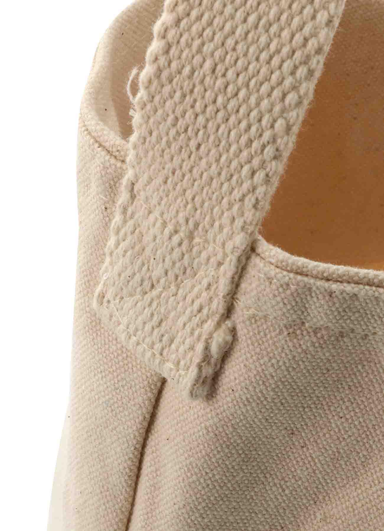 Tote Cotton Canvas 3WAY Tote Bag