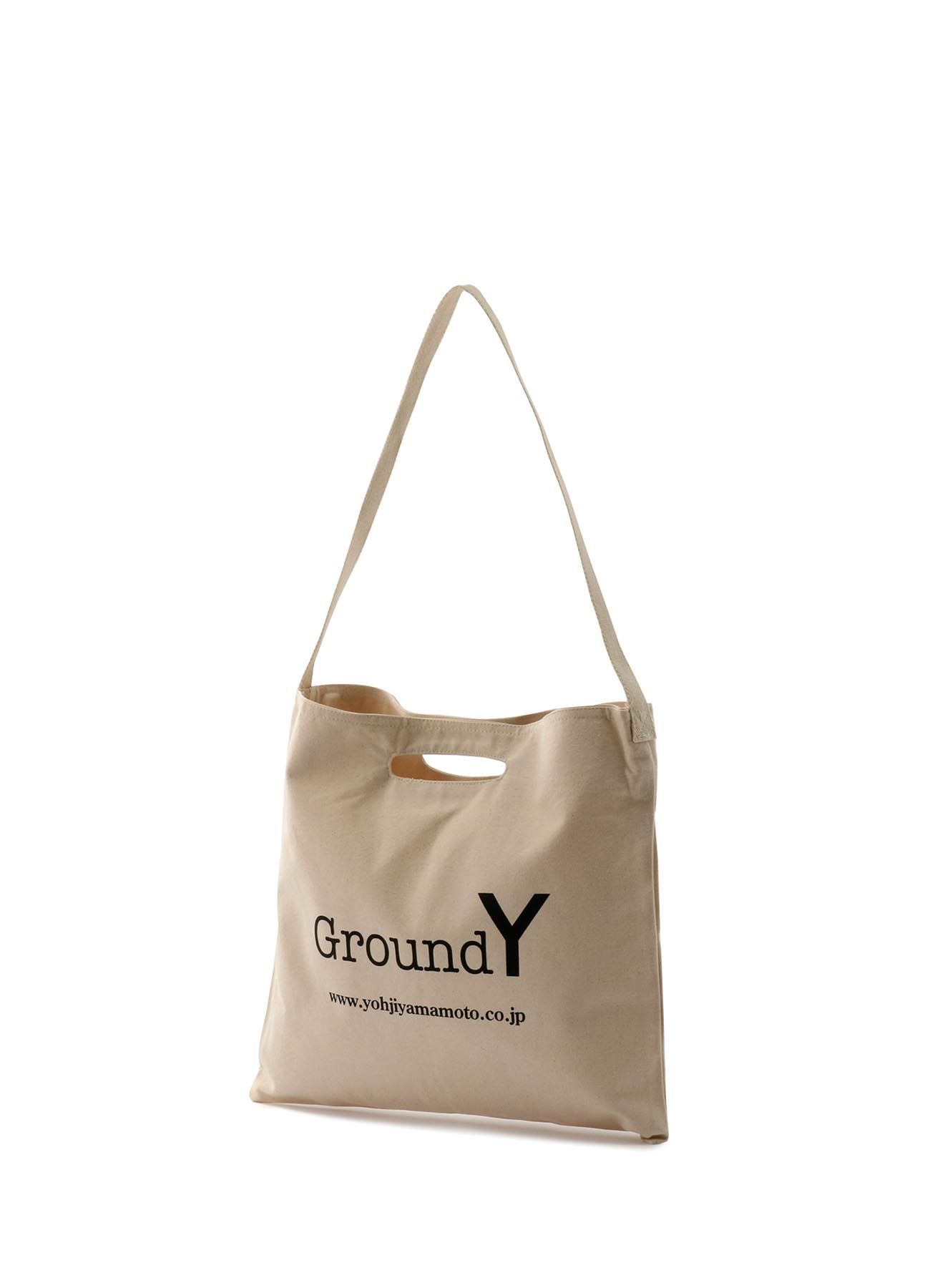 Tote Cotton Canvas 3WAY Tote Bag