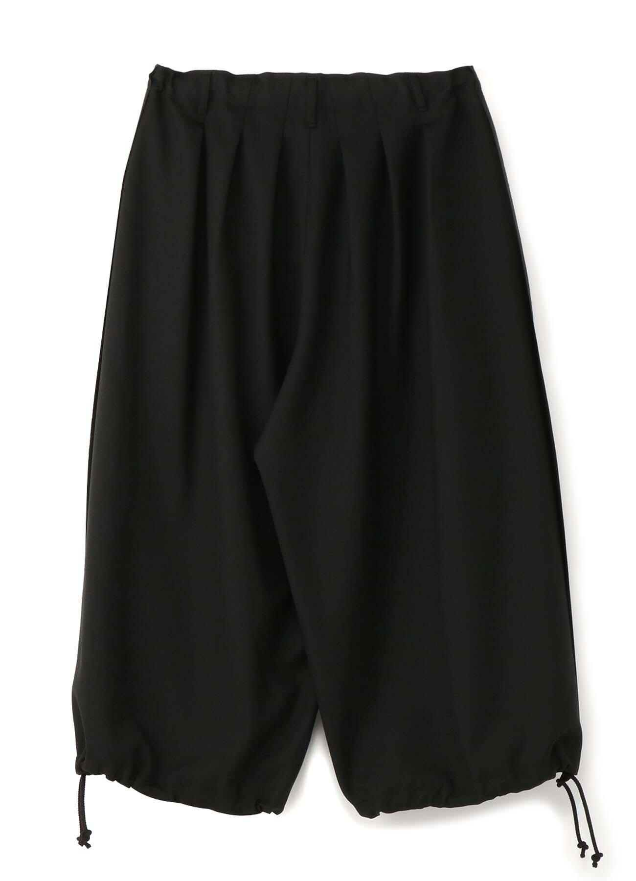T/W Gabardine Balloon Pants