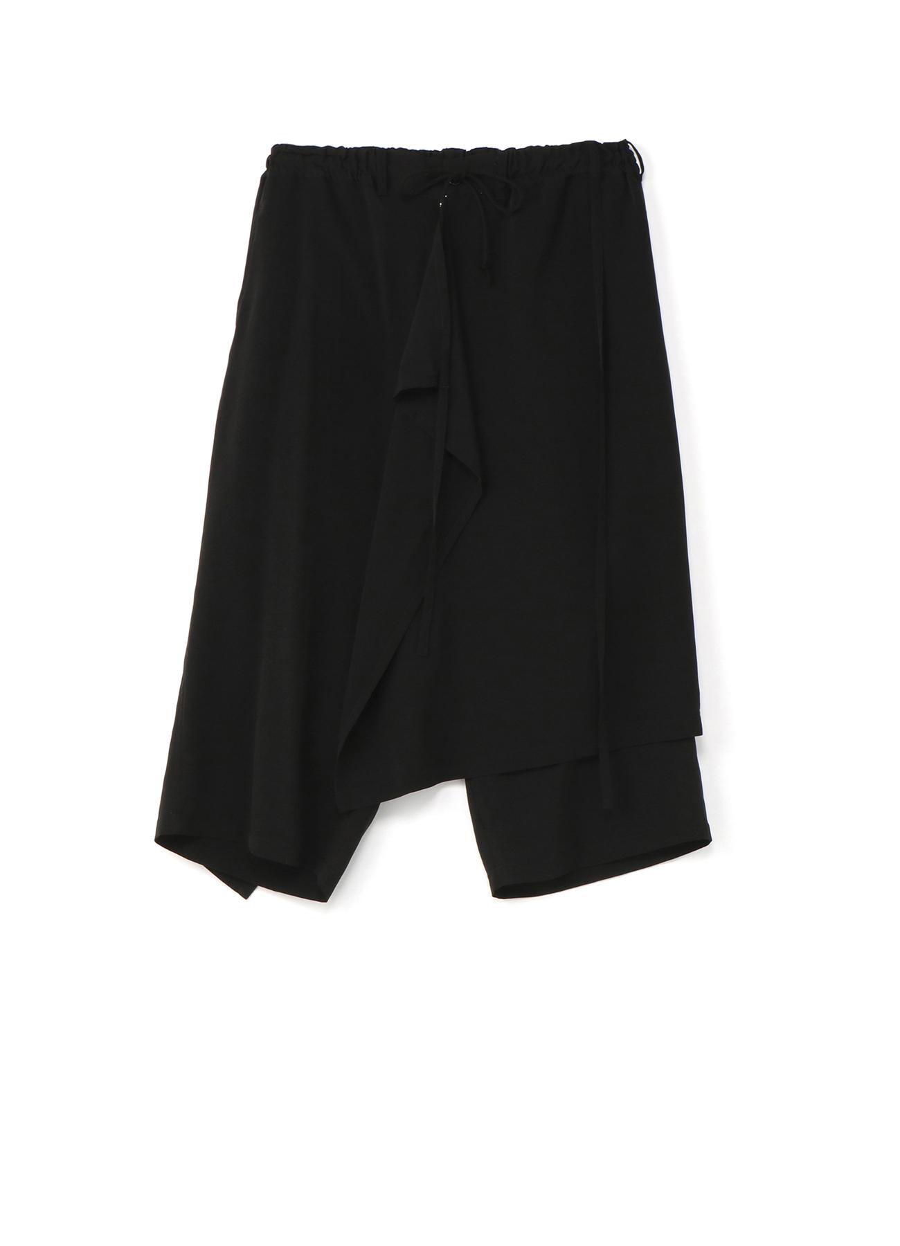 变形设计3WAY七分裤