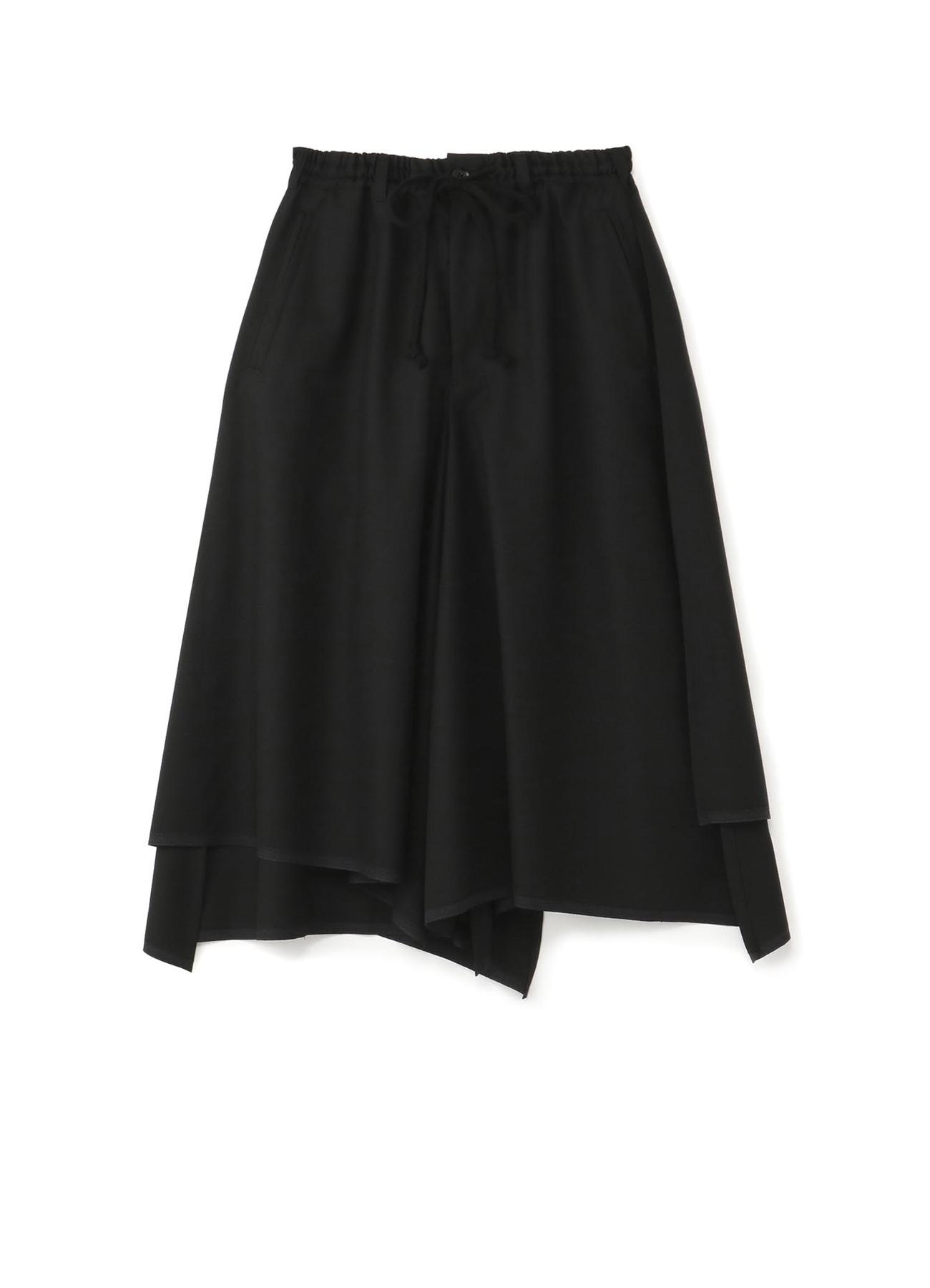 T/W Gabardine Pants Skirt