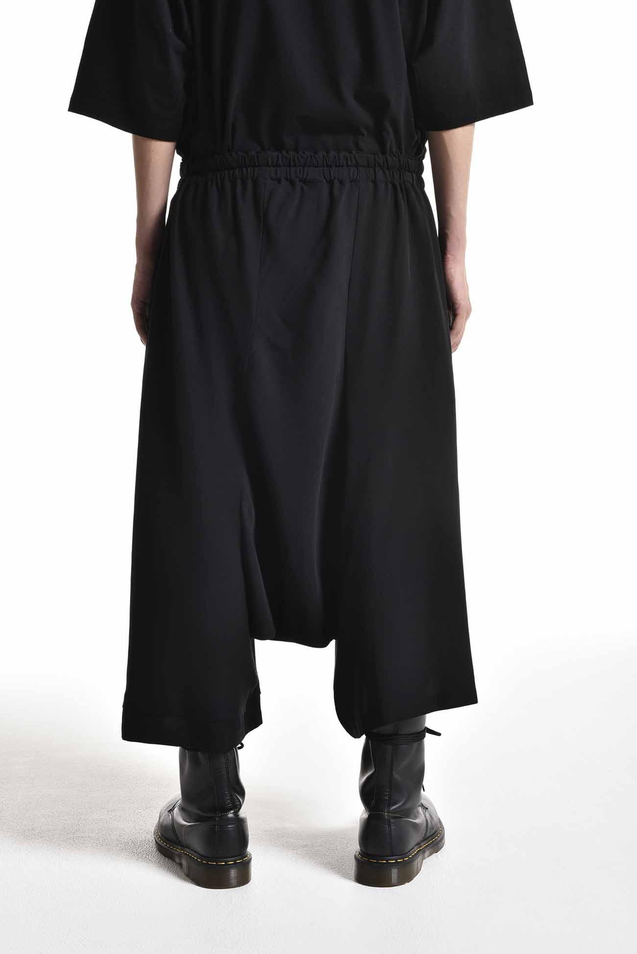 TE/Burberry Left Twisted Pants