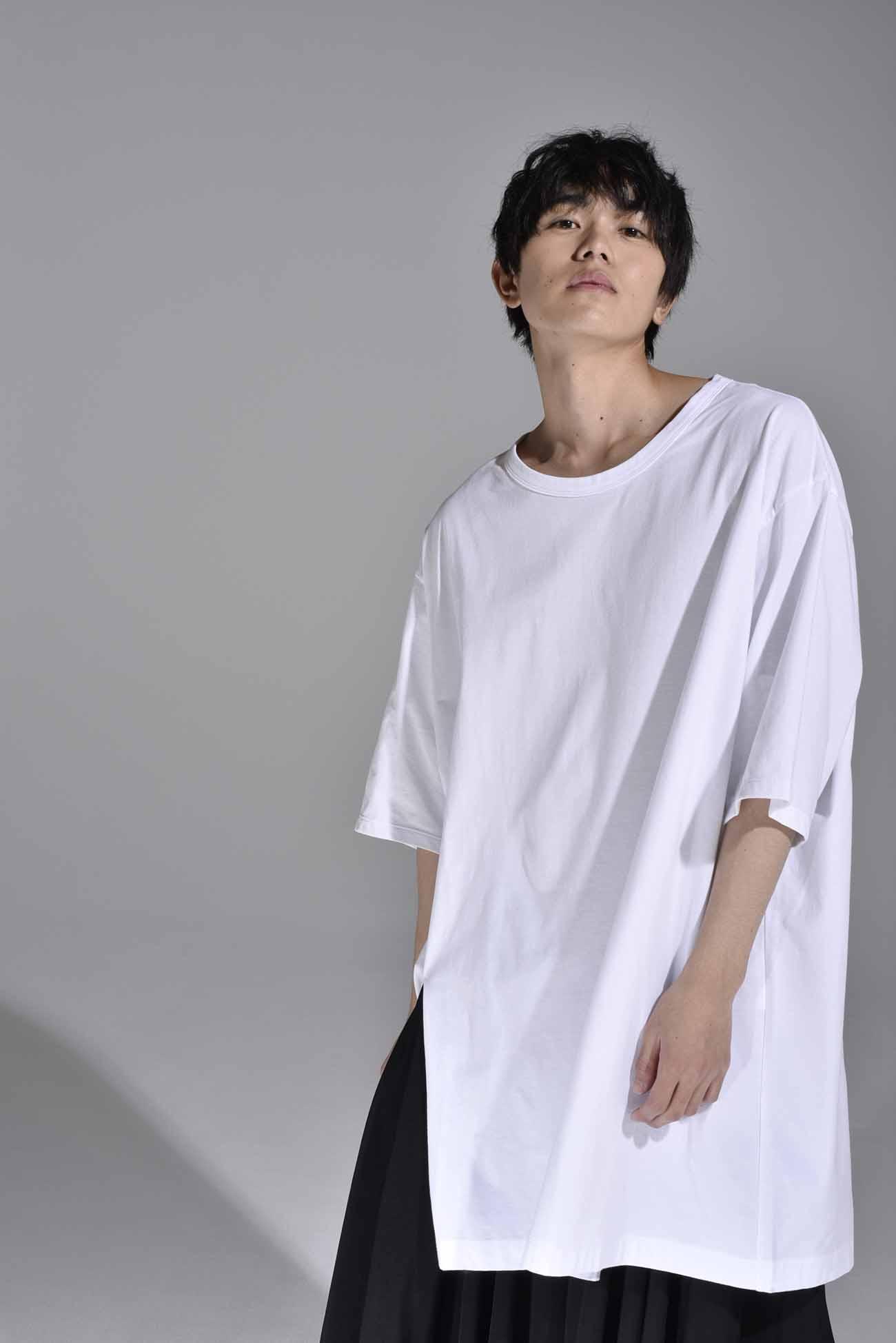 30/cotton Jersey Jumbo Short Sleeve T