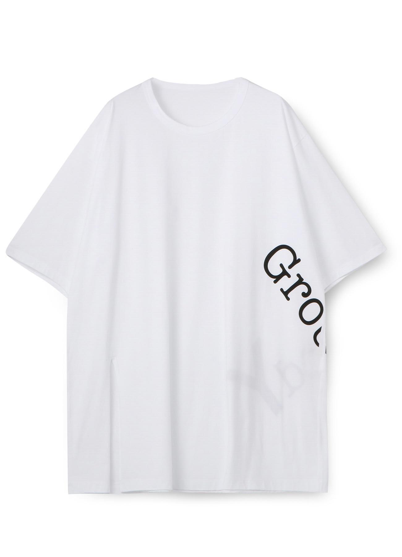 30 /棉质球衣GY徽标Jumbo Graphic T
