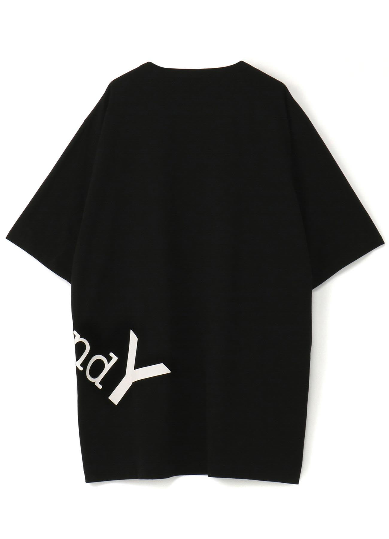 30/cotton Jersey GY Logo Jumbo Graphic T