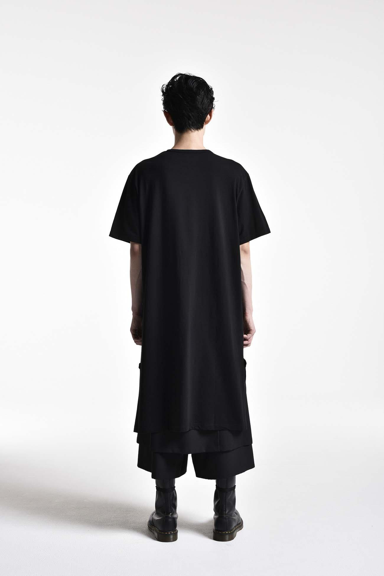 30/cotton Jersey Pocket Long T