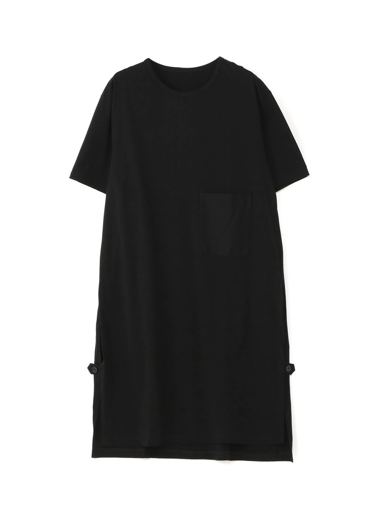 30/cotton Jersey Pocket Long T