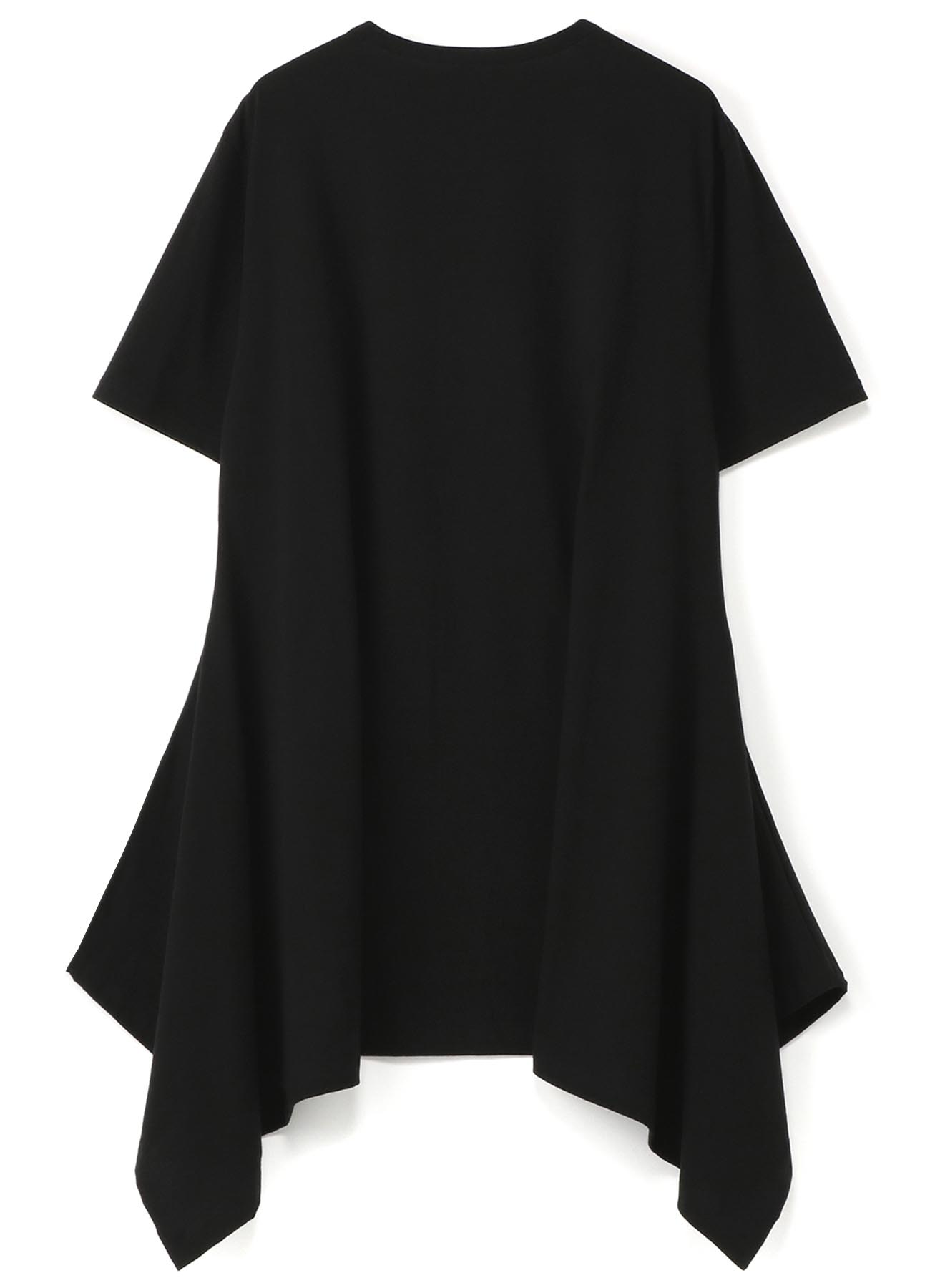 30/cotton Jersey Side Drape T