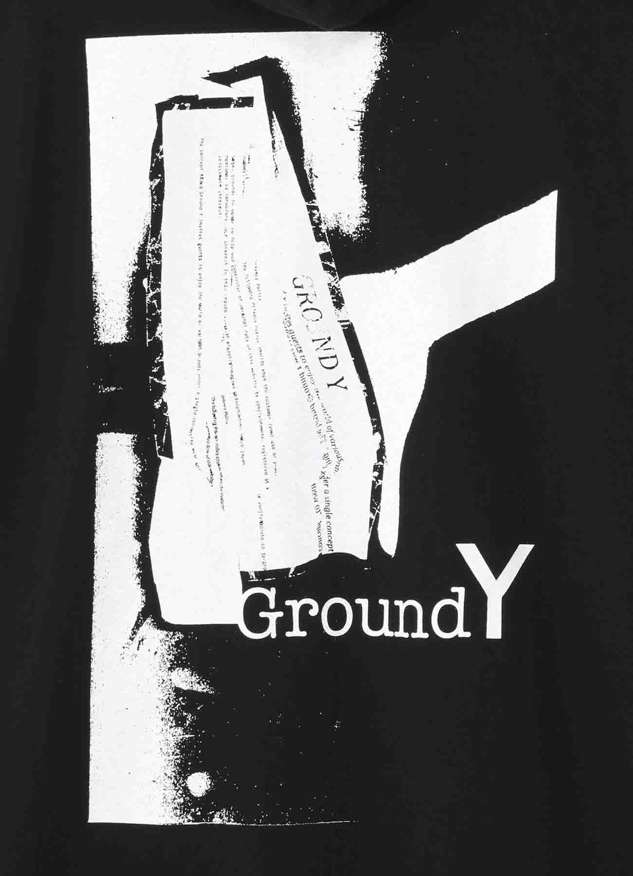 C / 5.6盎司GroundY信用裤 ZIP UP Parker