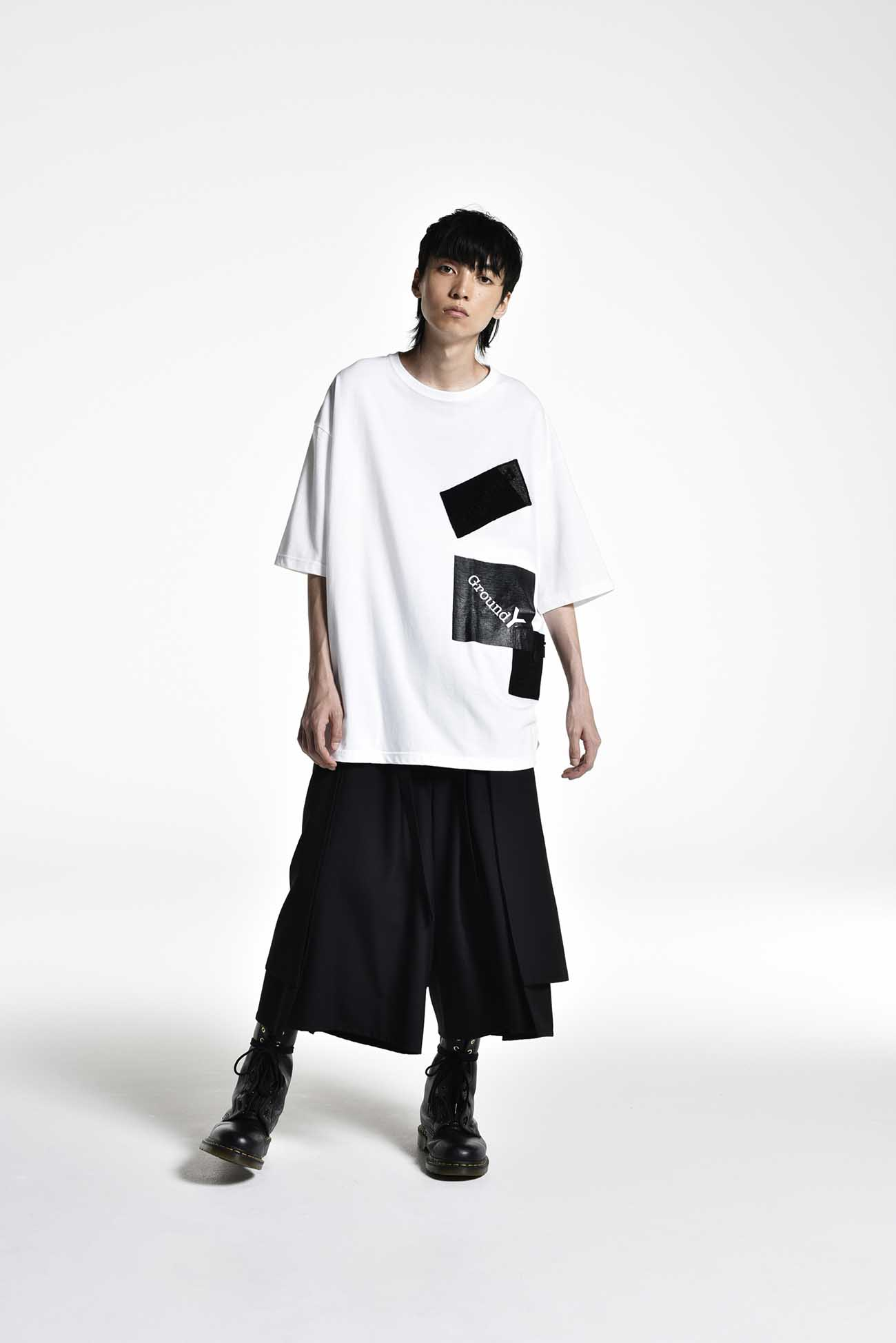 5.0oz cotton Jersey Patchwork T A