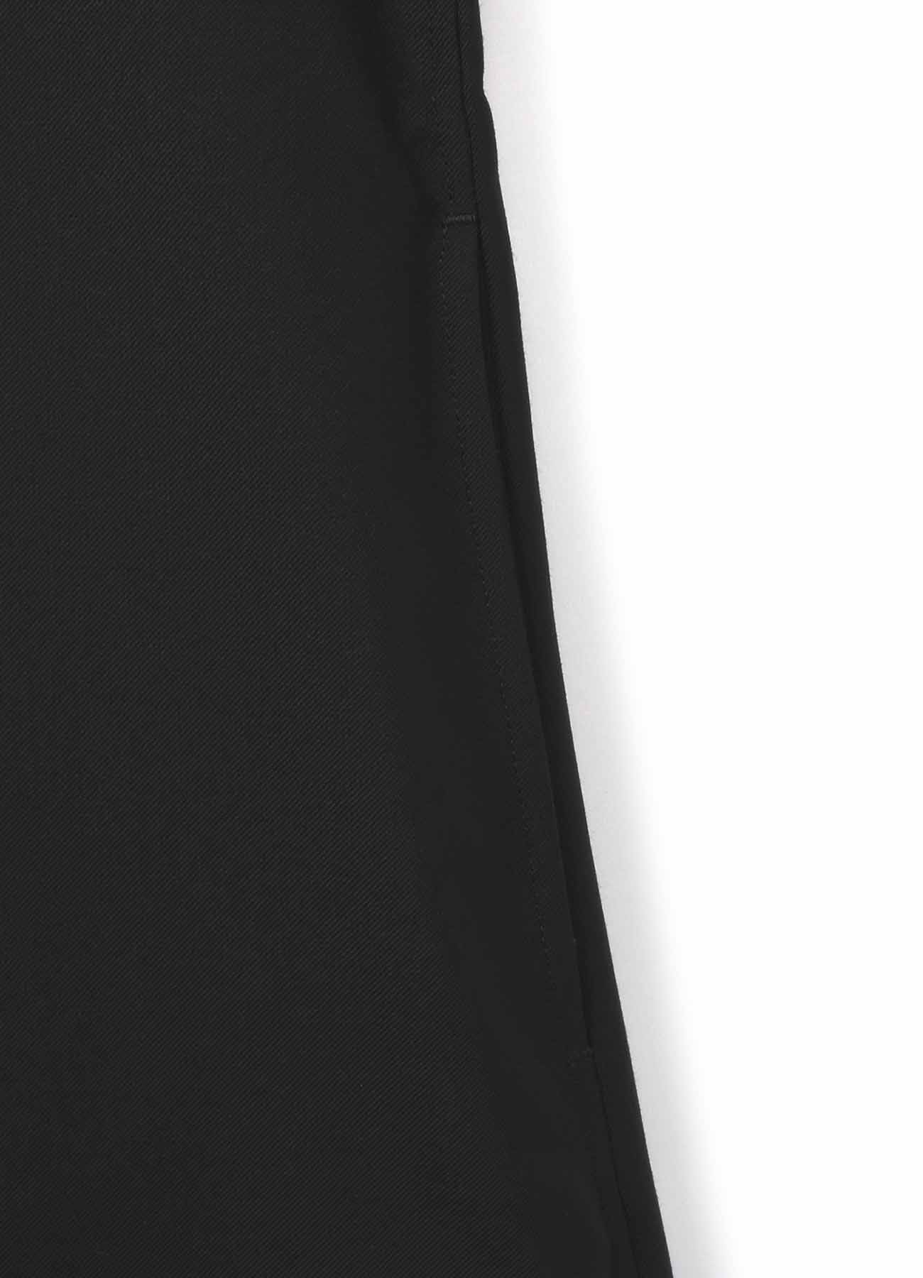 混纺拉链长衬衫