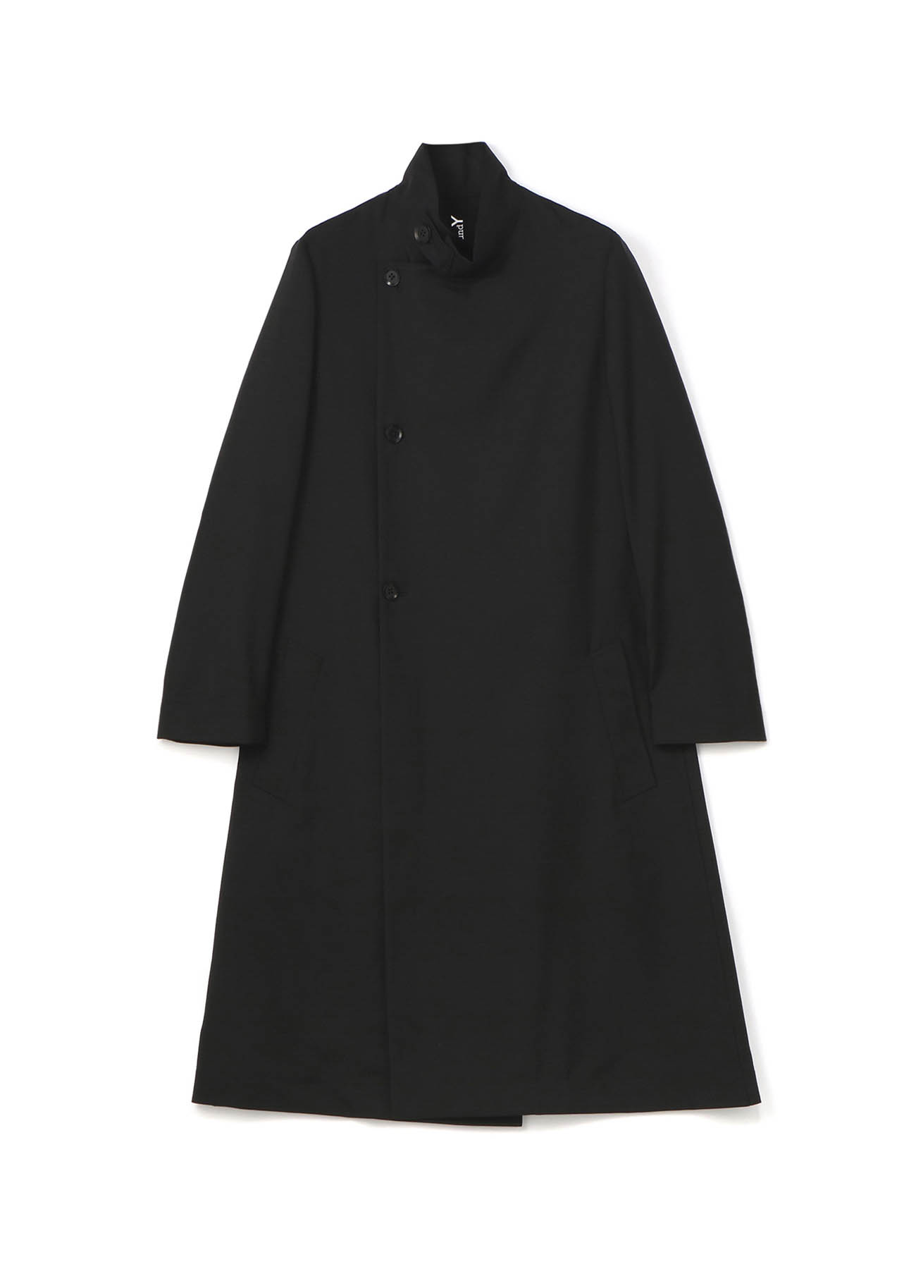 T/W? gaberdine Wrap Dress