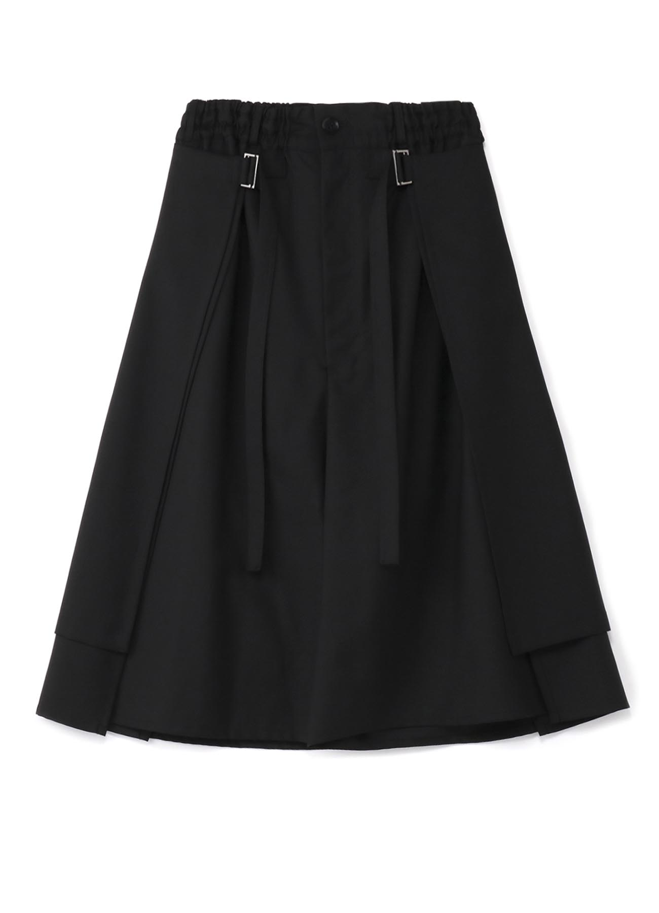 T/W? gaberdine Round and Round Skirt Pants