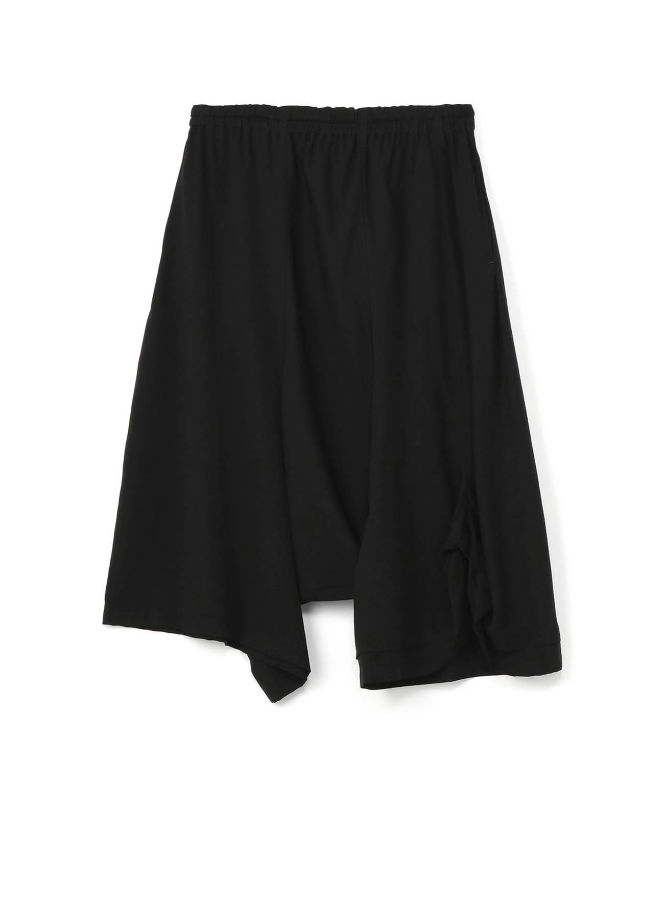 天丝变形设计宽裤