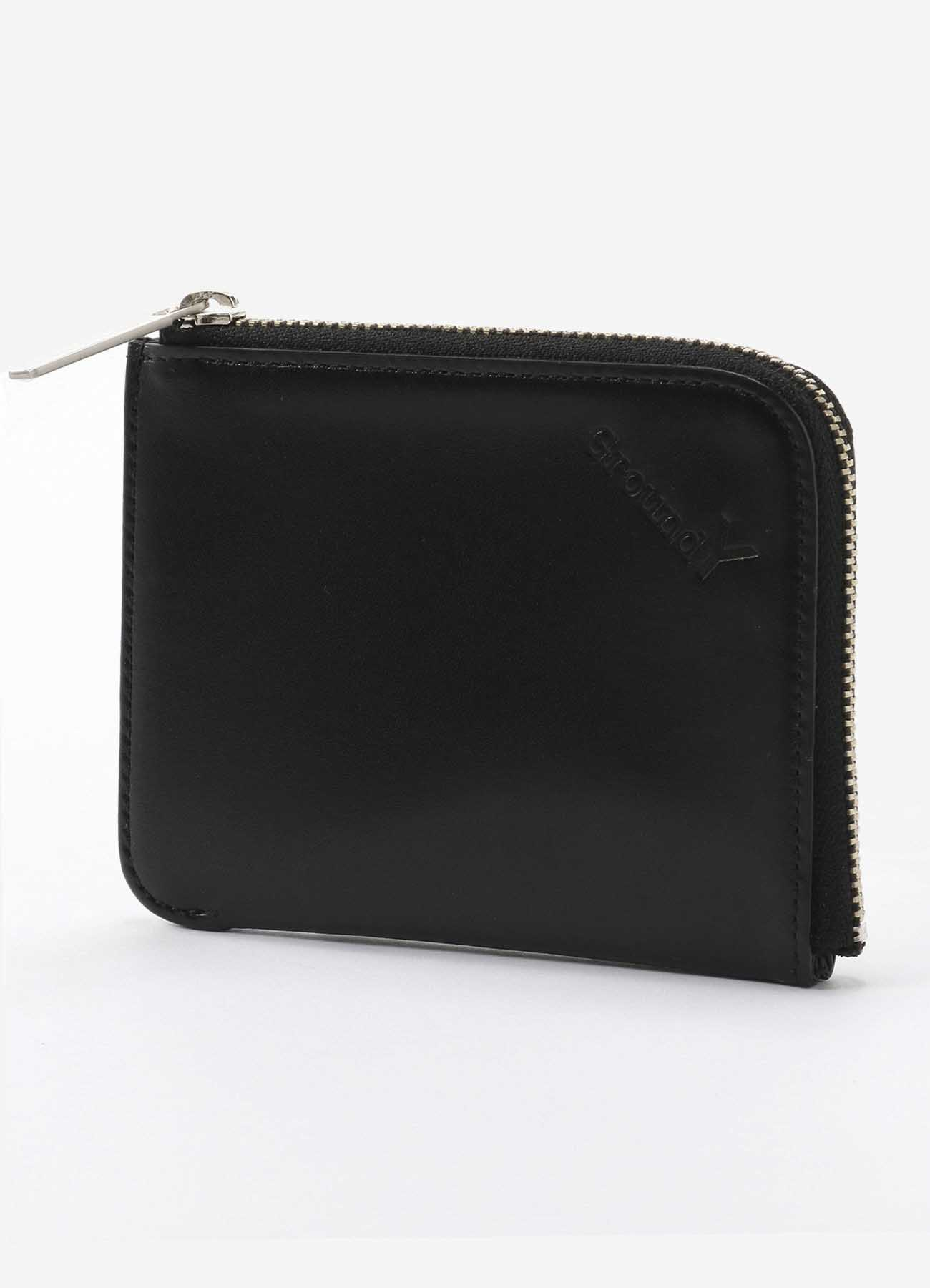 L-Shaped Opening Wallet