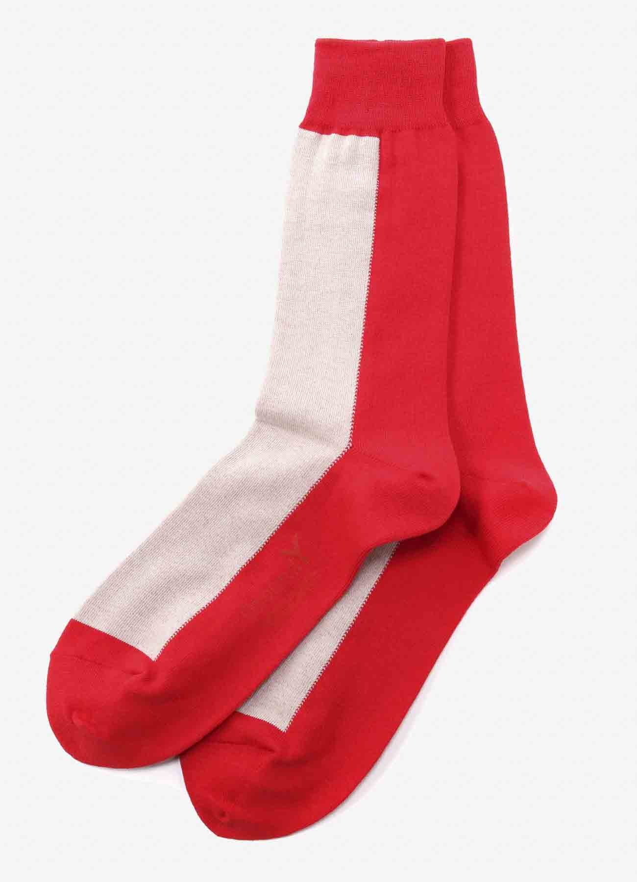 Two Color Socks