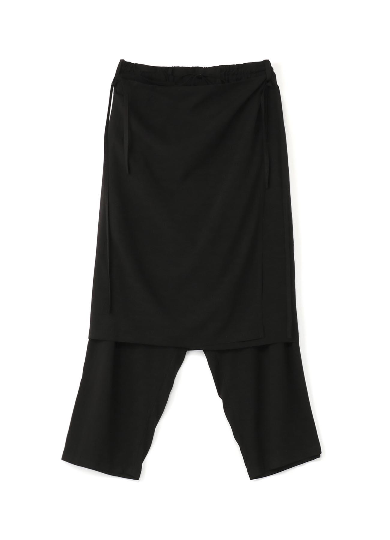 人造丝新3穿裙裤