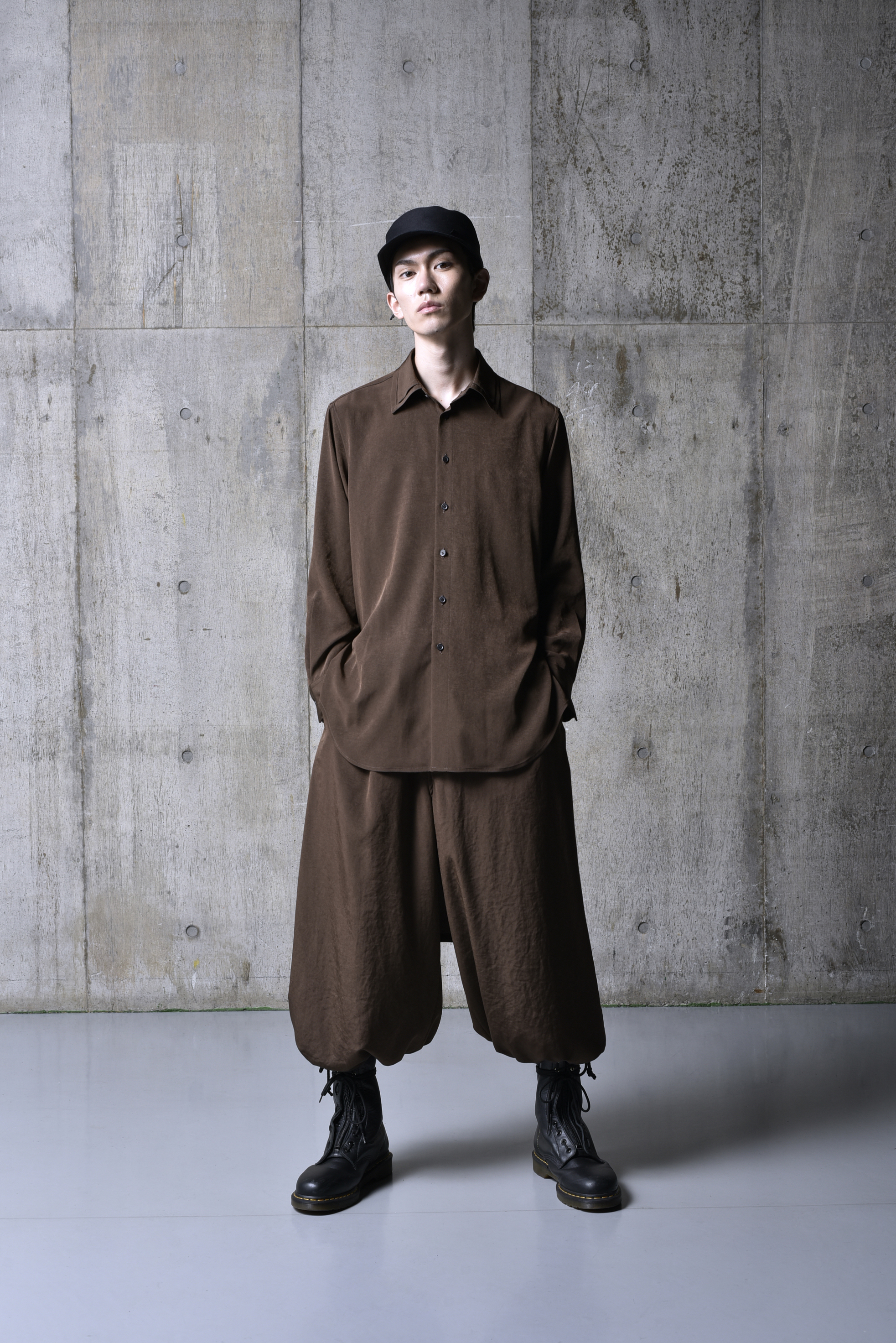 T/A Vintage Decyne Back Long Shirt