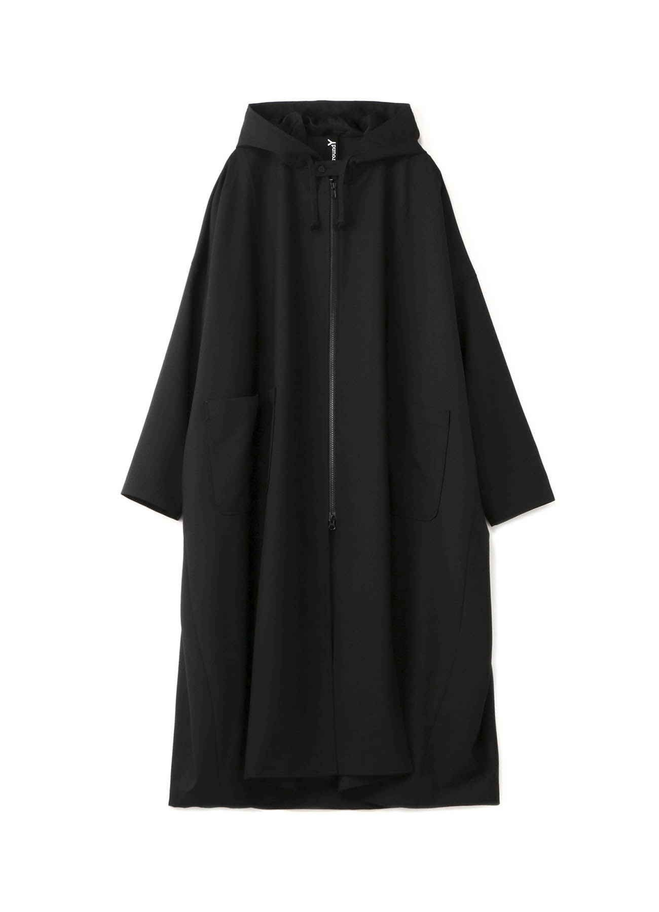 T/W Gabardine Big Hoody Coat