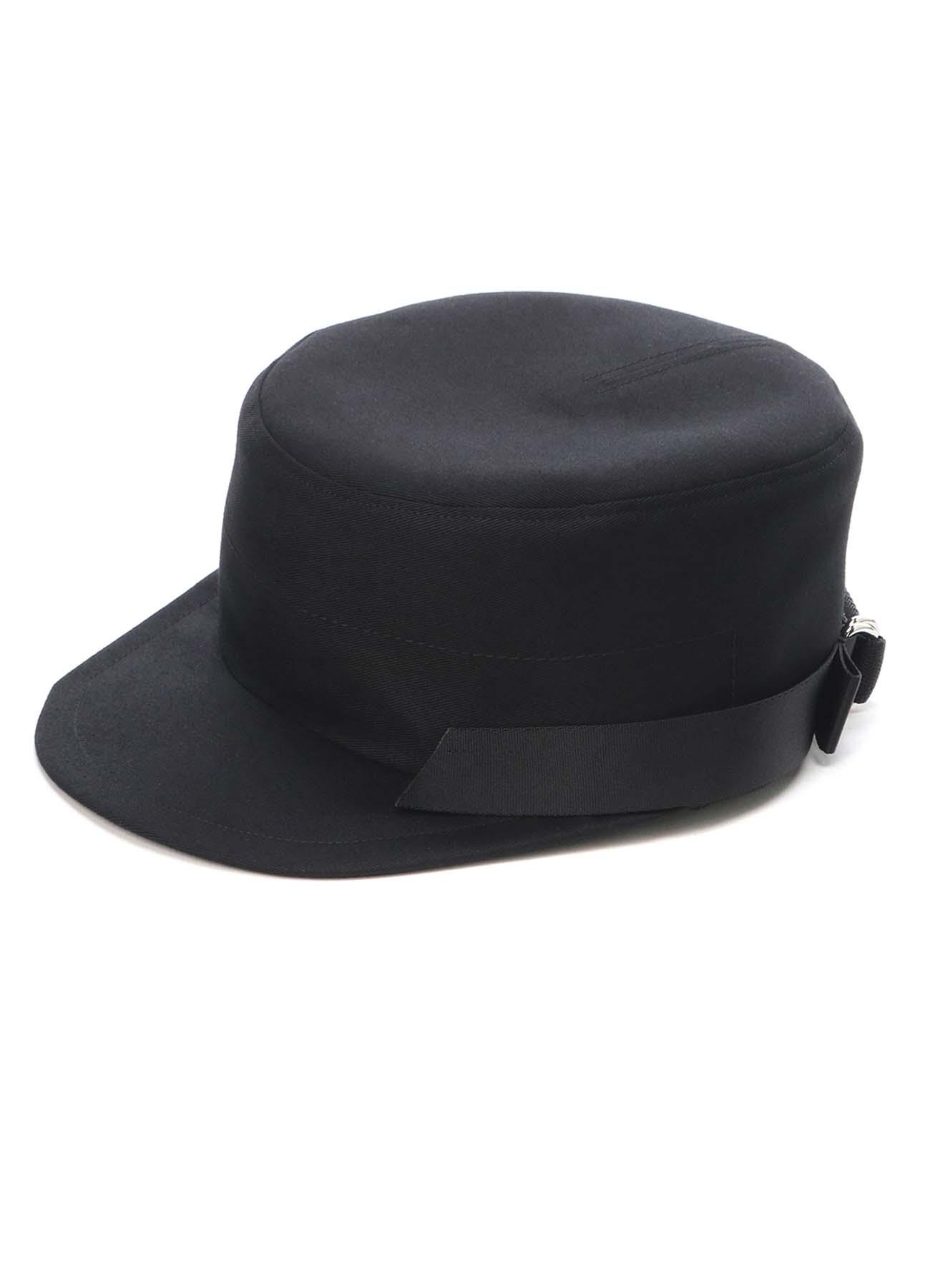 Cotton Twill Ichica Military Cap