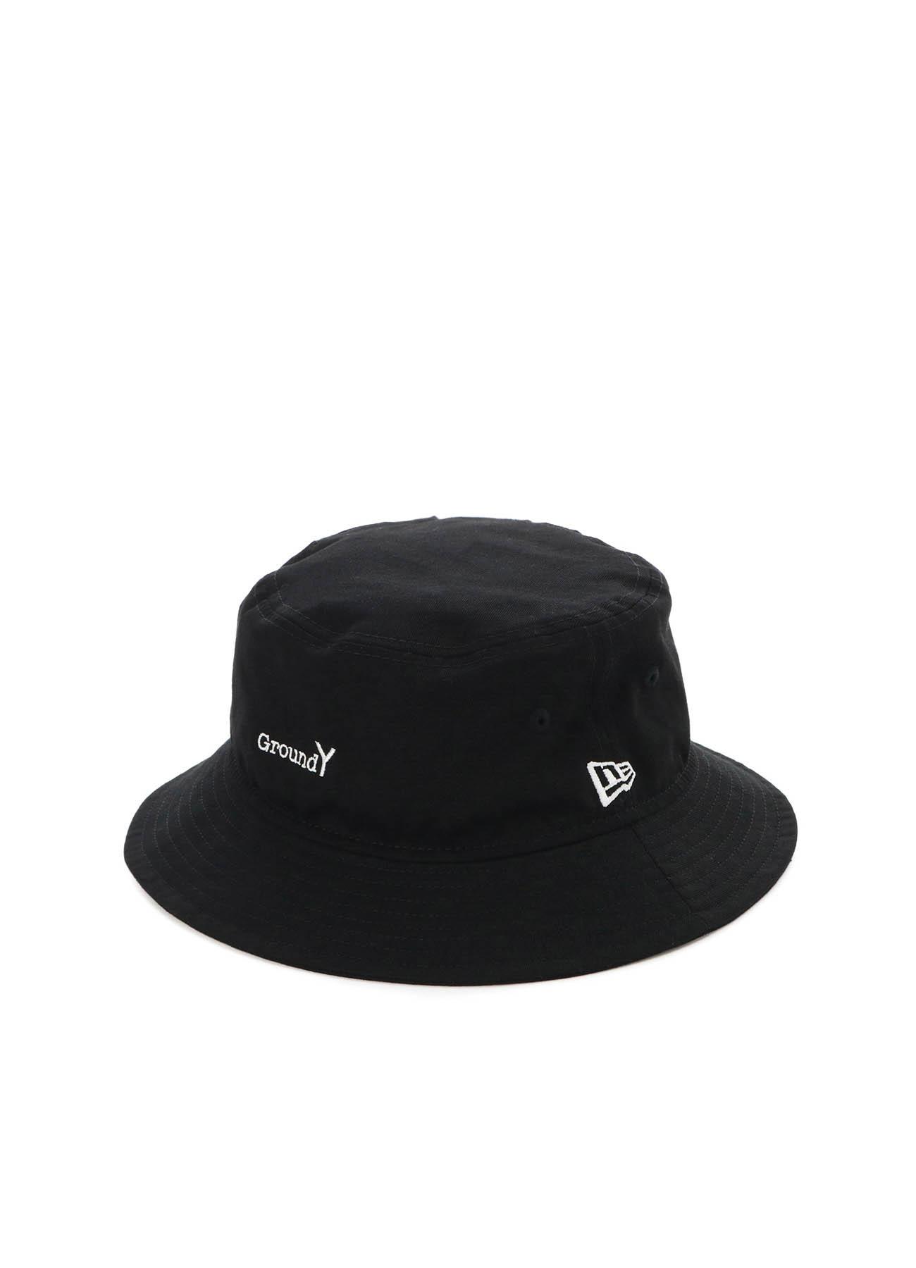※9/21 10:00~発売 Ground Y×NEW ERA Collection Bucket Hat